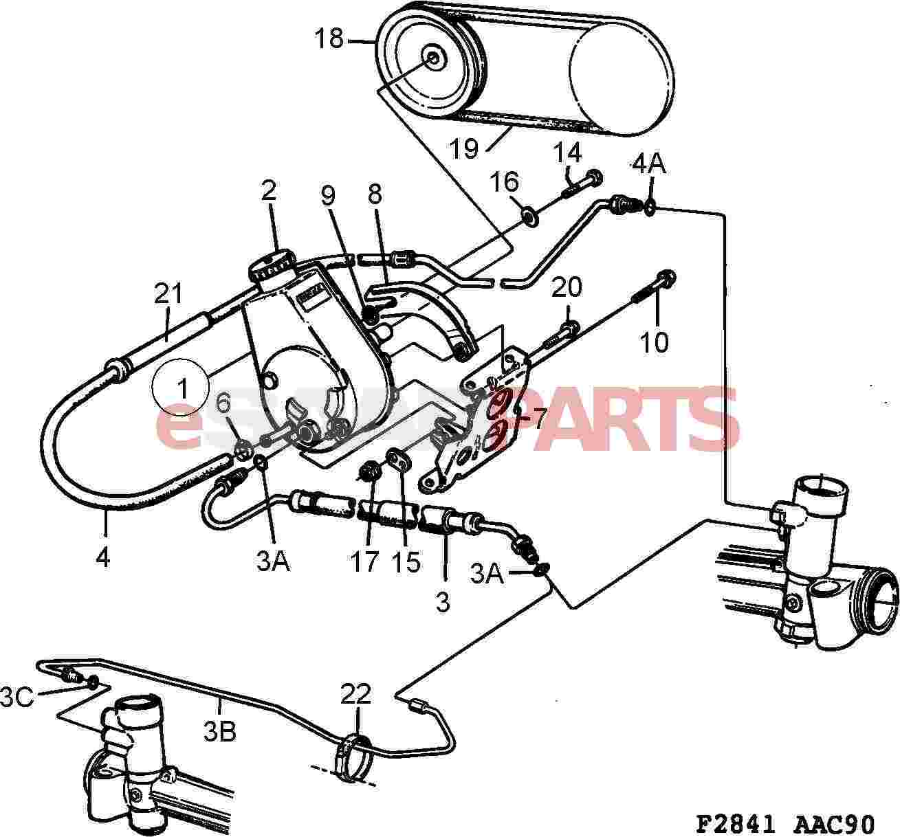 7977580 Saab O Ring Genuine Parts From 96 Ford Explorer Engine Diagram Image 4a