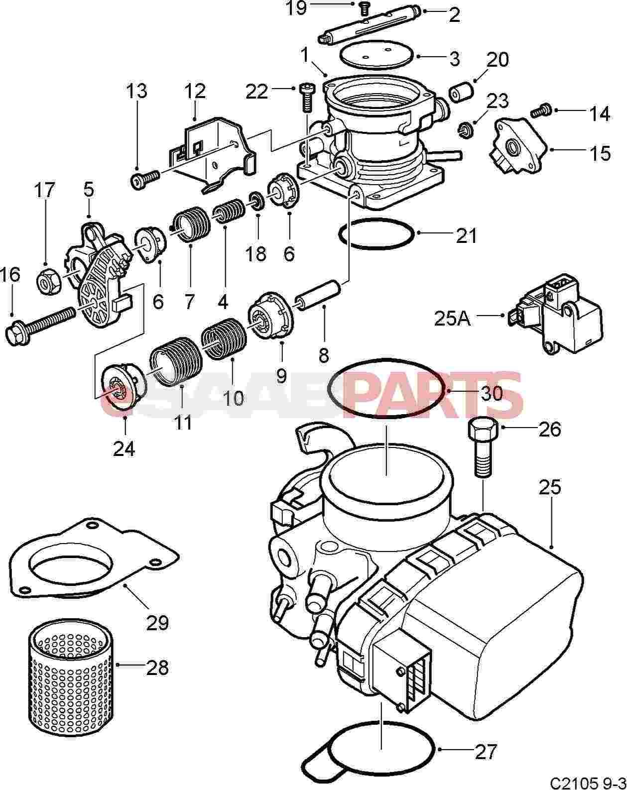 acura rsx vacuum diagram