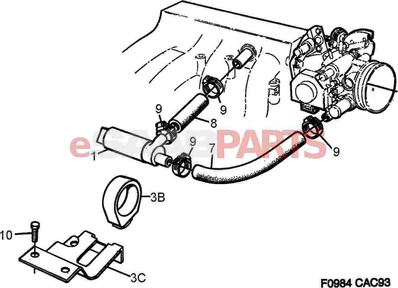 7516792  saab control valve