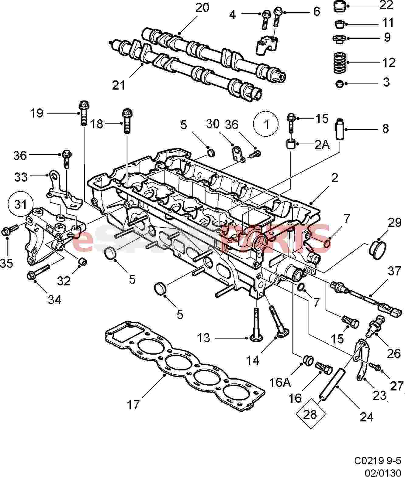 Belthond01 besides How To Replace Timing Chains On Jaguar S Type 2 5 24v 2001 2005 likewise Viewparts in addition 2006 Mazda Speed 6 2 3l Mzr Disi Turbo Serpentine Belt Diagram in addition Firingorder. on 5 3l diagram