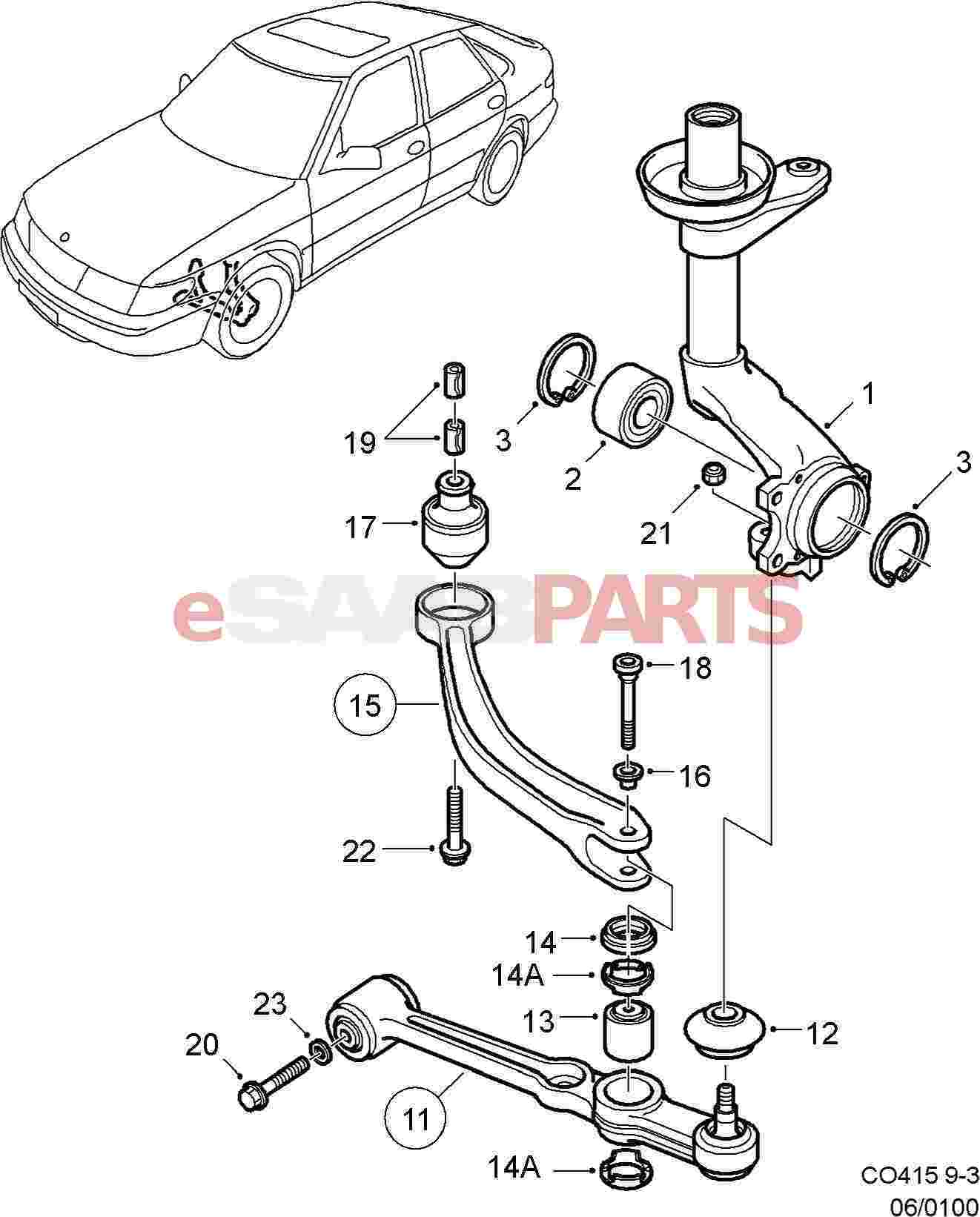 saab 900 ke parts diagram  u2022 wiring diagram for free