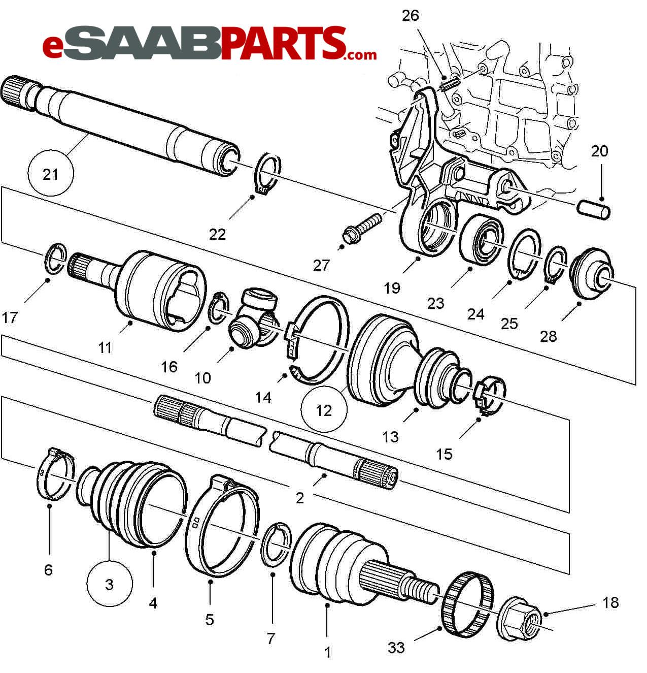 on 2001 Saab 9 5 Turbo Diagram