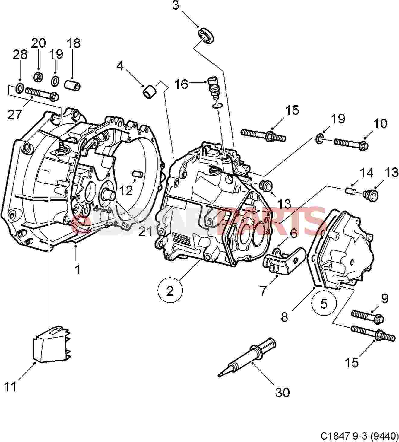 1996 Saab 900 Transmission Parts Diagram moreover Carburador Motor 2e moreover Saturn Ion 2 Engine Diagram furthermore Saab 9 3 V6 Engine Diagram in addition Saab 9 3 Parts Diagram. on 2003 saab 9 5 turbo
