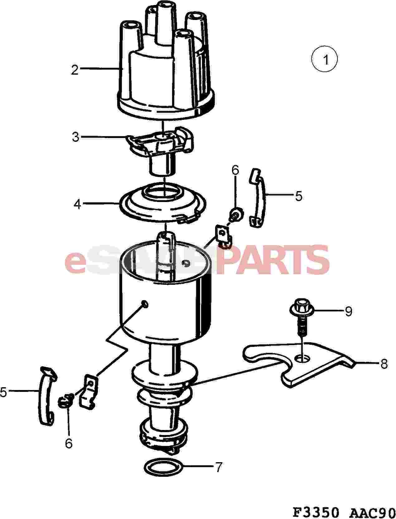 Saab Trionic Wiring Diagram Ignition Distributor