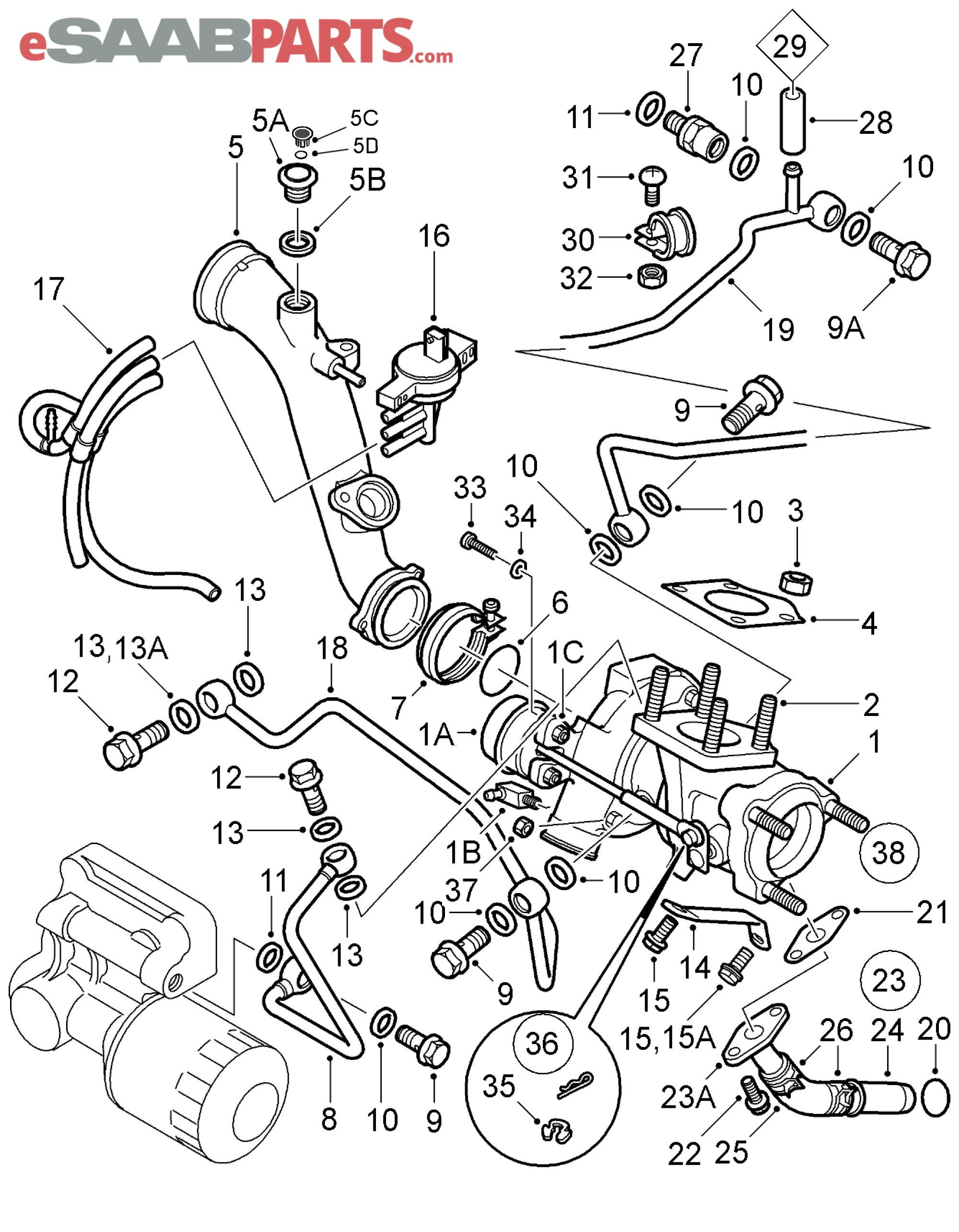 Engine Swap -  U0026 39 04 235e Into An  U0026 39 01 9-5 2 3t