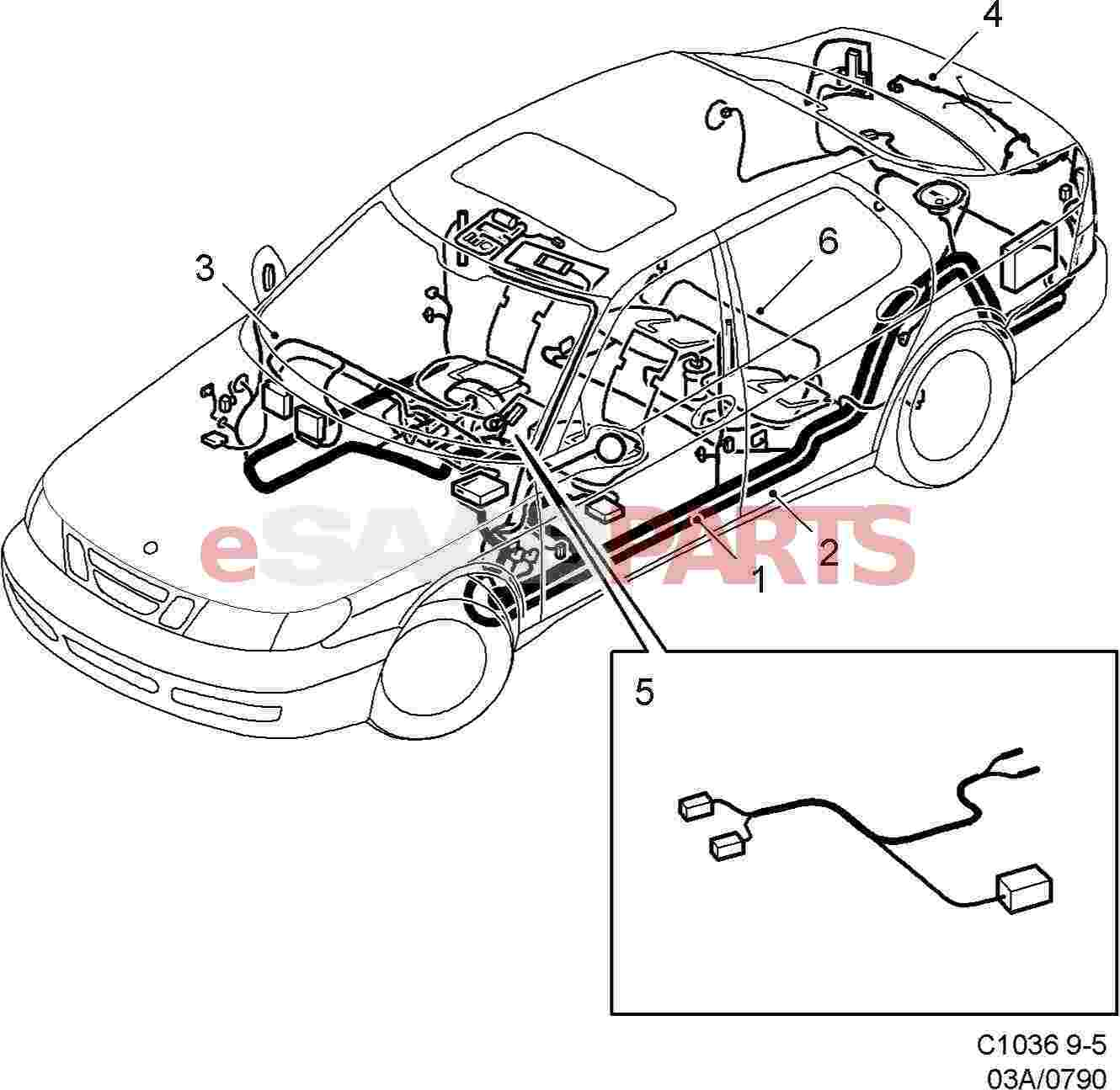 saab 9 5 fuel wiring harness fuel free printable wiring diagrams