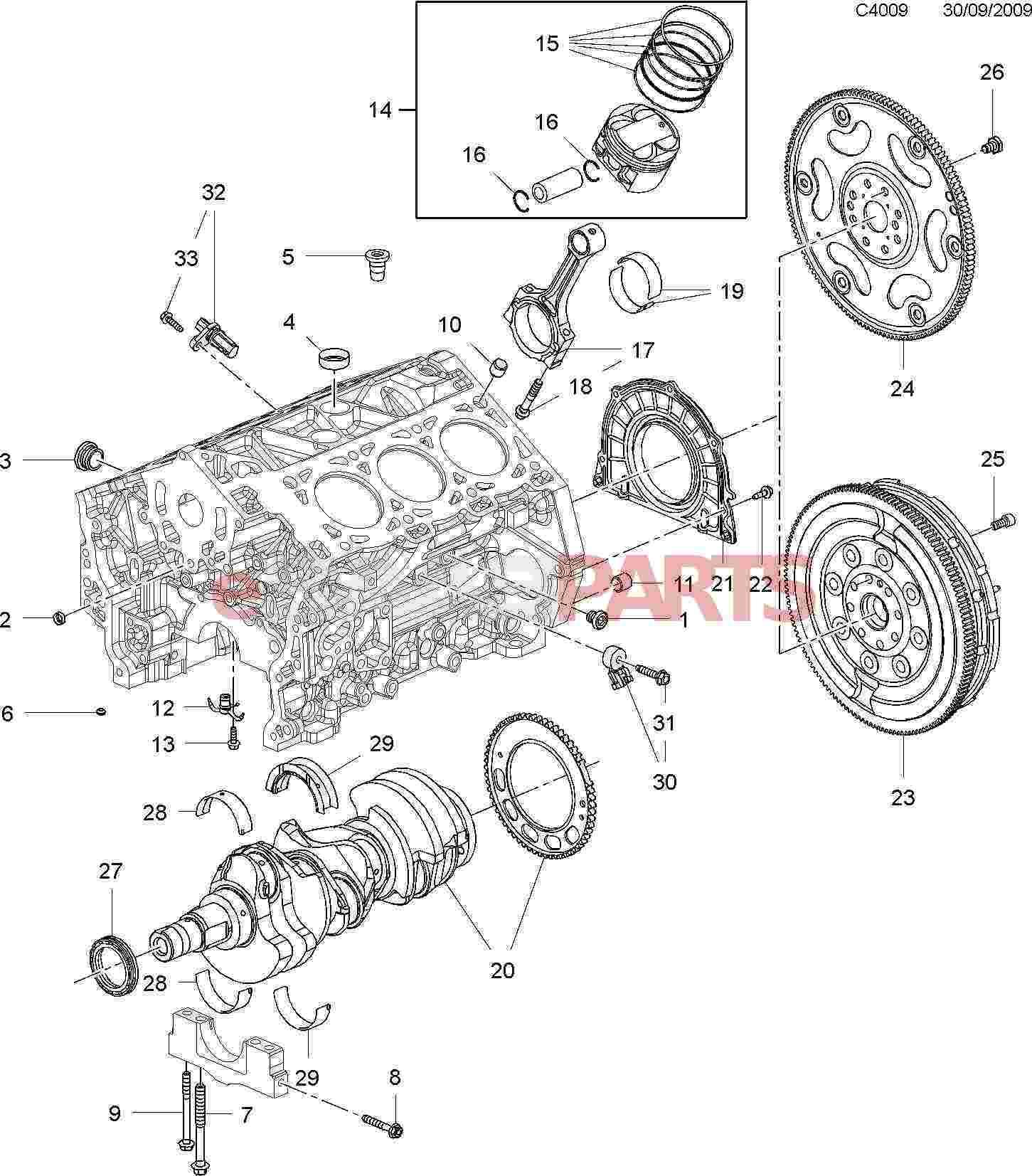 92068446 saab piston ring kit genuine saab parts from esaabparts