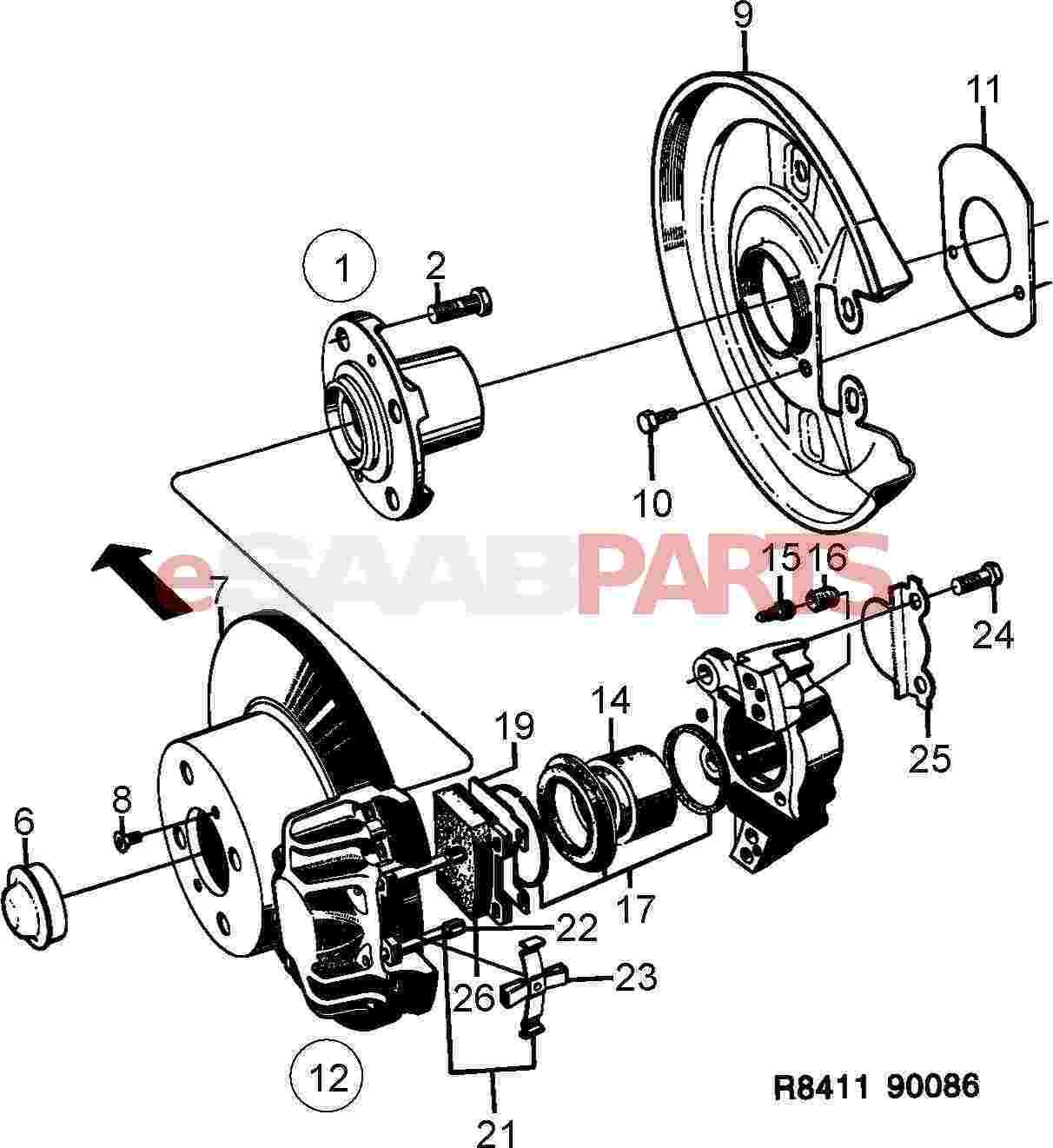Showthread php besides Ford 4 6l 3v Engine moreover 241152 Cadillac 3 6l Timing Chain further Saab Brake Caliper Diagram likewise 2 0 4 Cyl Chrysler Firing Order. on saab 9 3 v6 engine diagram
