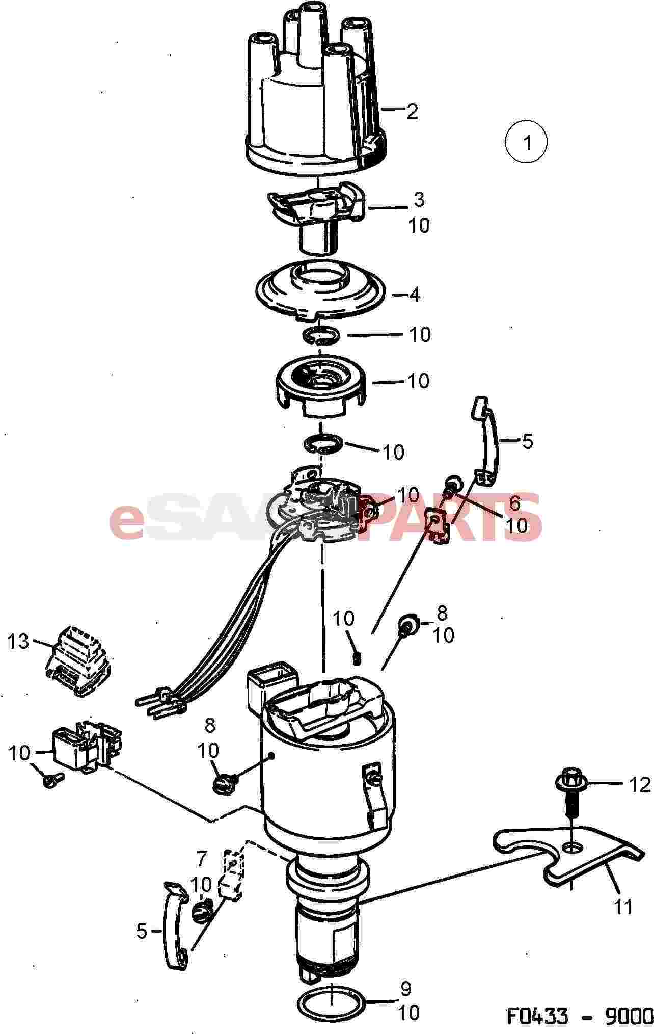 on Saab Parts Diagrams