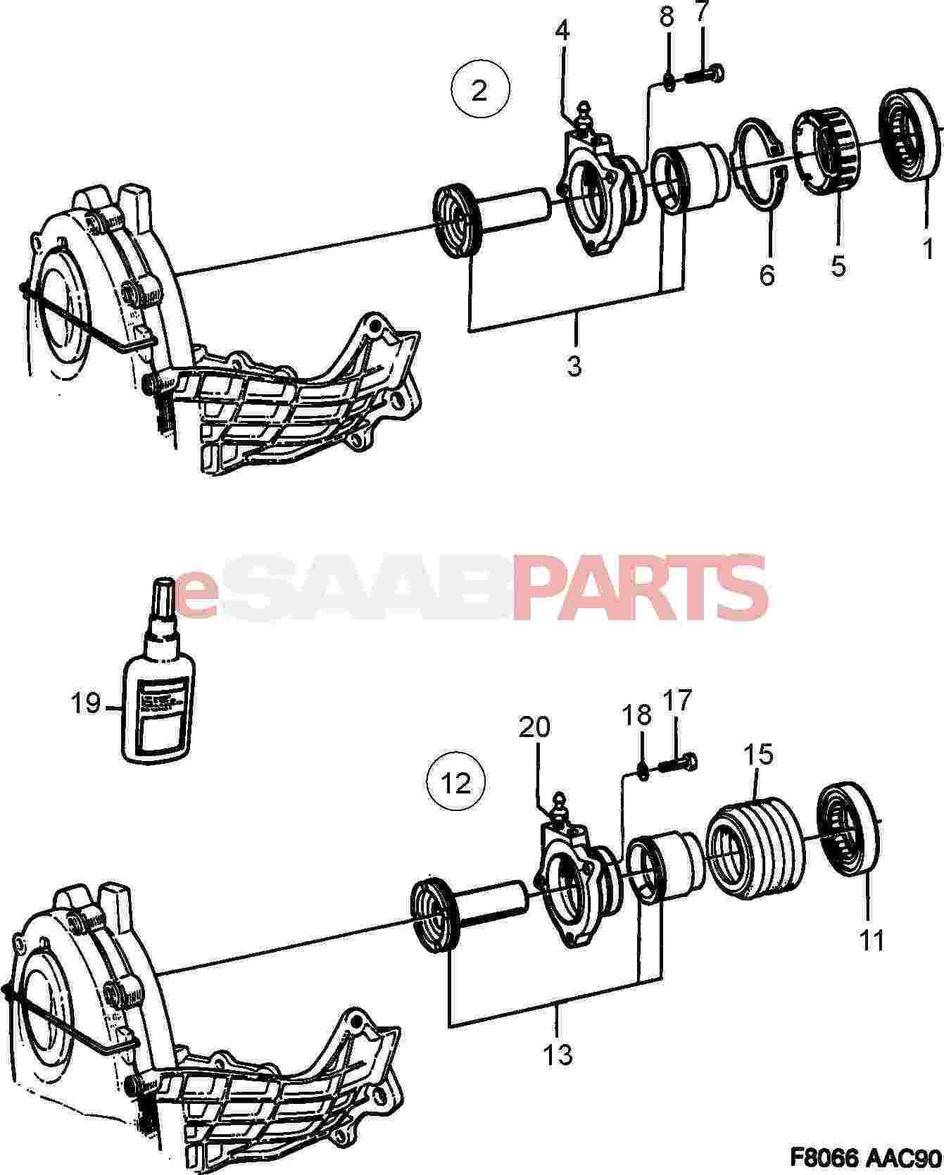 saab 900s parts diagram shifter automatic  saab  auto