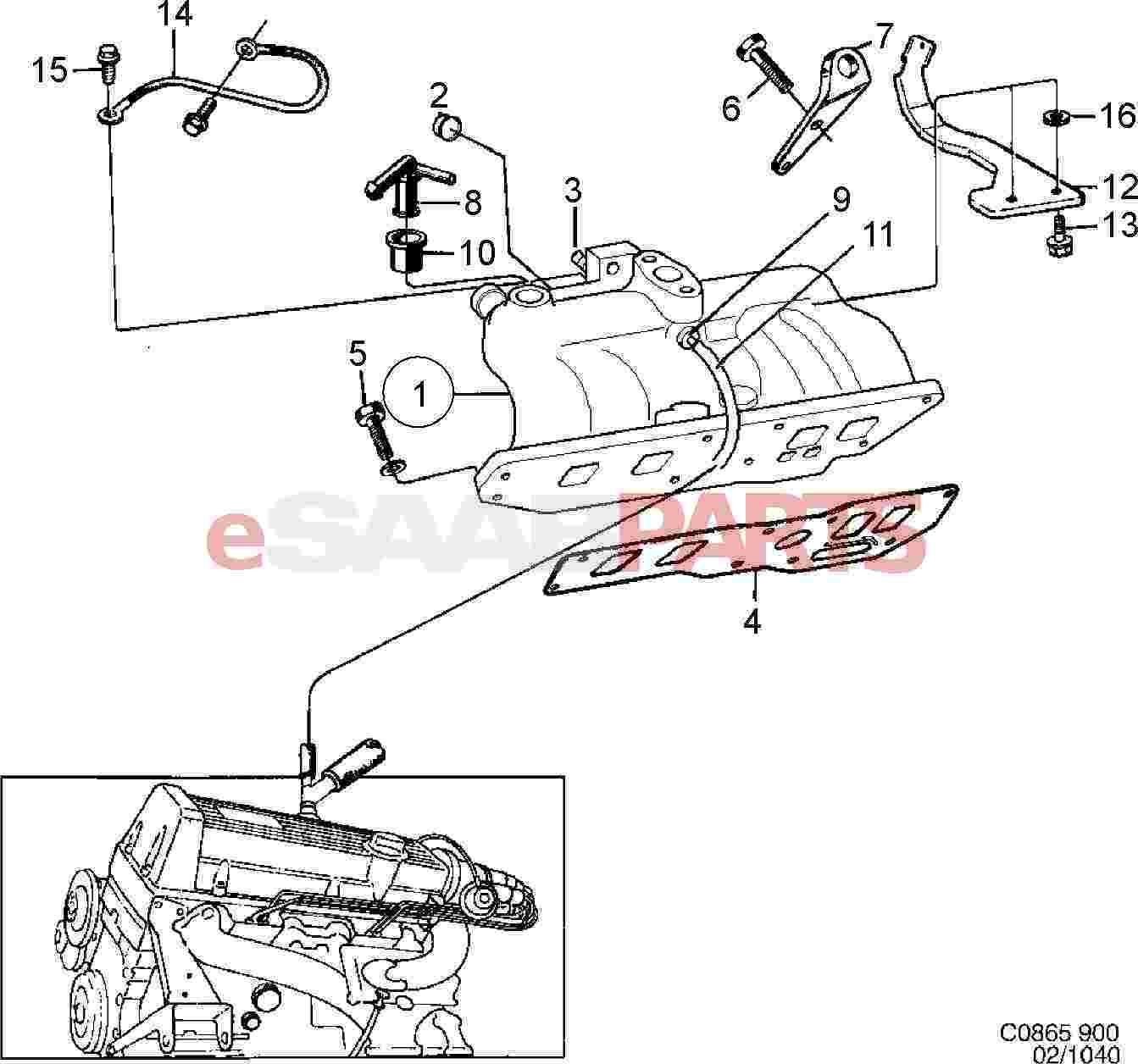 1997 Gmc Savana 1500 Transfer Case Repair Manual in addition RepairGuideContent likewise 1990 Mazda Rx7 Wiring Diagram moreover Saab 93 Fuel Pump Location likewise Saab 900 Transmission Parts Diagram Html. on 1990 saab 900 engine diagram