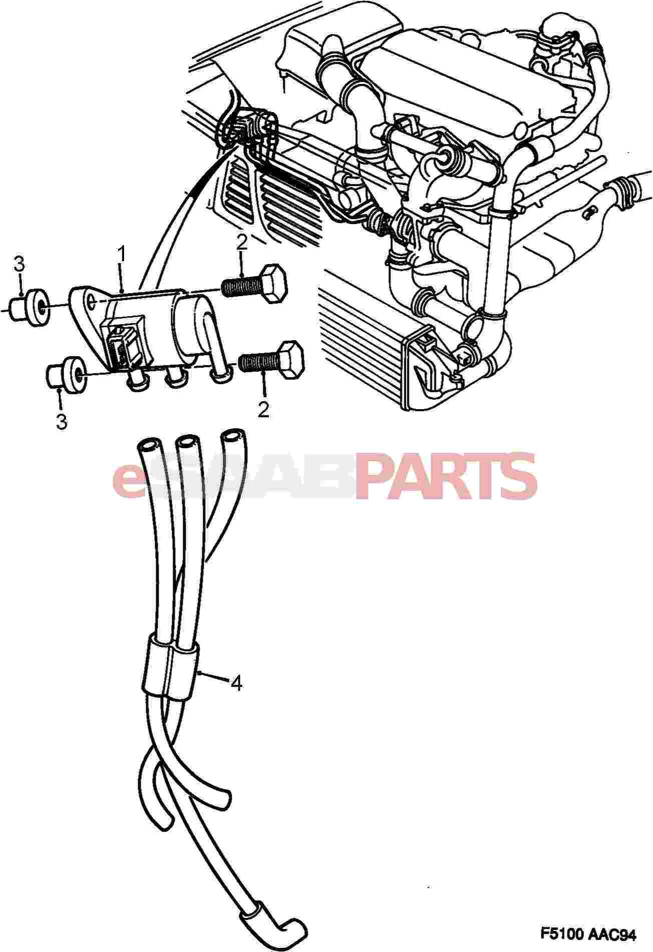 Saab Fuel Pressure Diagram Saab Fuel Pump Relay Location