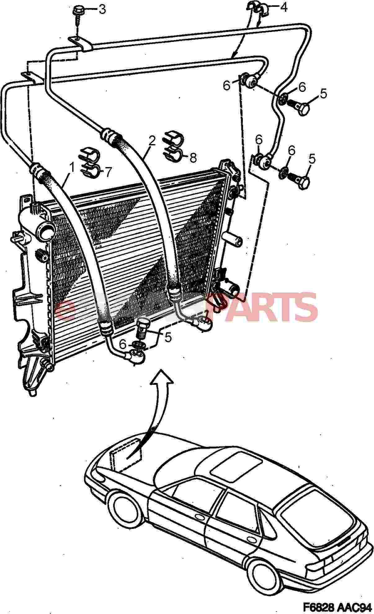 Saab 900 Transmission Part Diagram Engine Diagram And