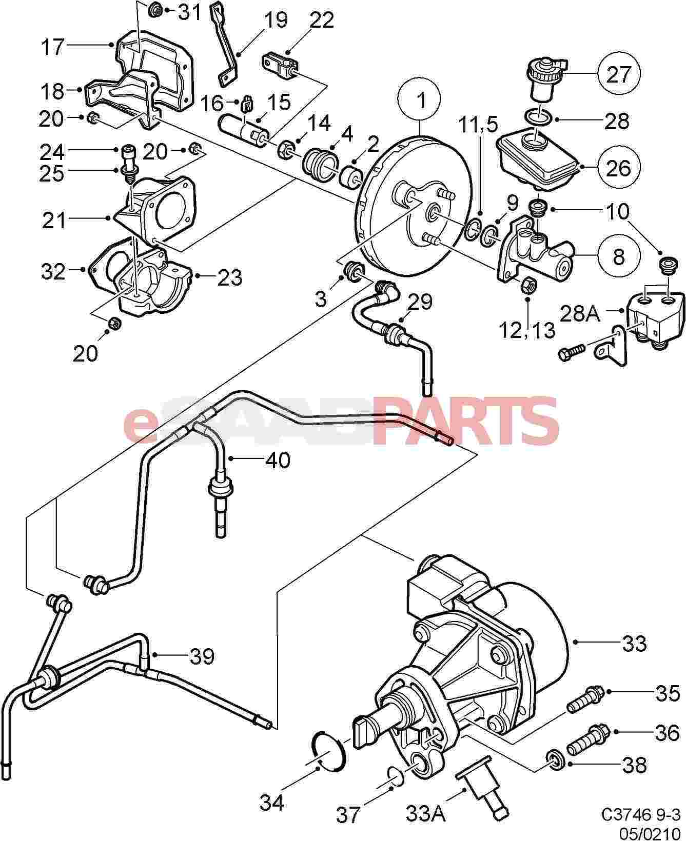 2004 Saab 9 5 Engine Diagram Best Electrical Circuit Wiring 3 Library Rh 92 Codingcommunity De 2001