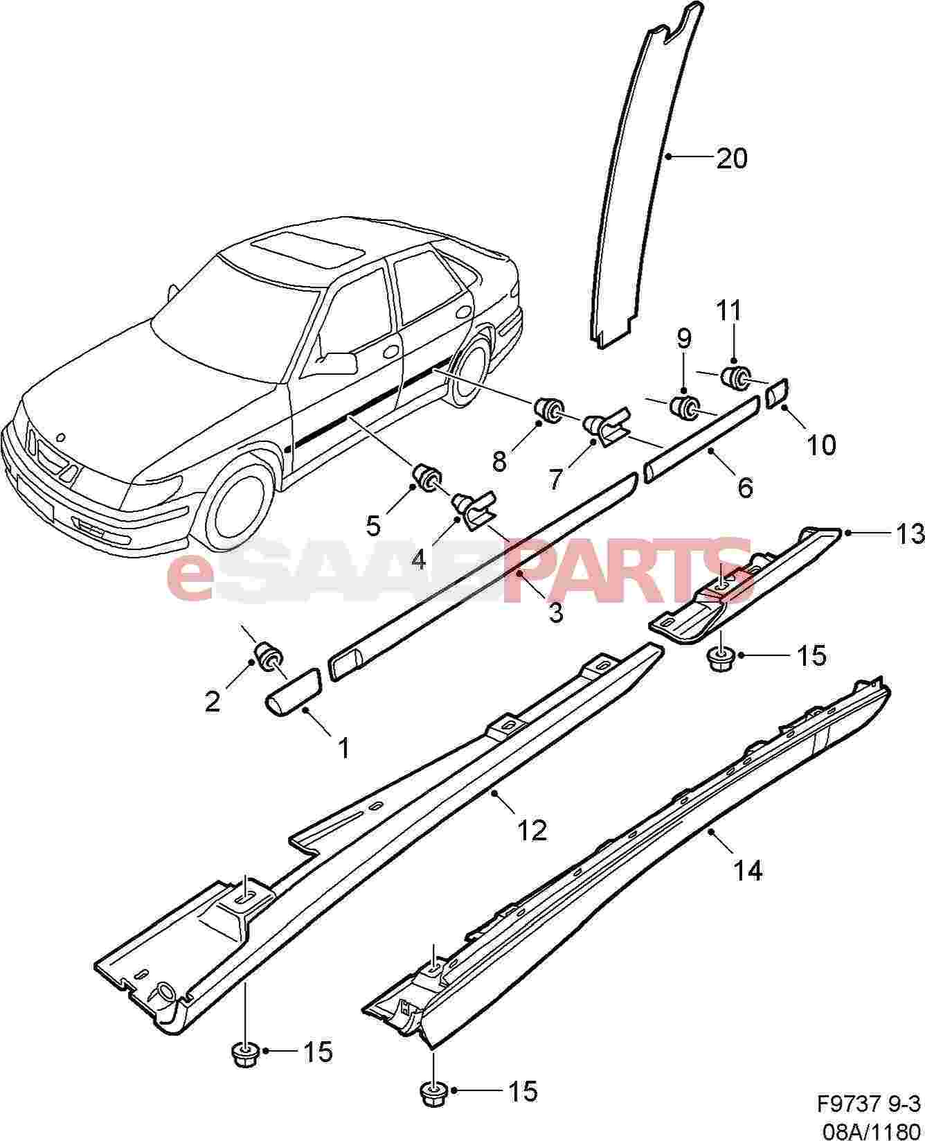 Saab 900 likewise 412 Przednia Szyba Pojedyncze together with 2006 Envoy Purge Solenoid Valve Location in addition 1995 Gmc Pickup Heater Diagram as well Fuel System Diagram For Ford Bronco 2 1988 9l. on saab suv