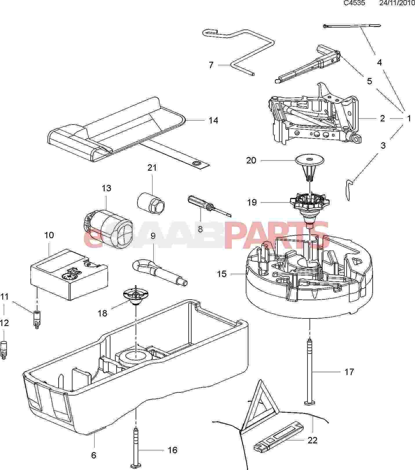 esaabparts saab 9 5 650 accessories fluids parts Buick Grand National Crate Engine esaabparts saab 9 5 650 accessories fluids parts accessories tool kit