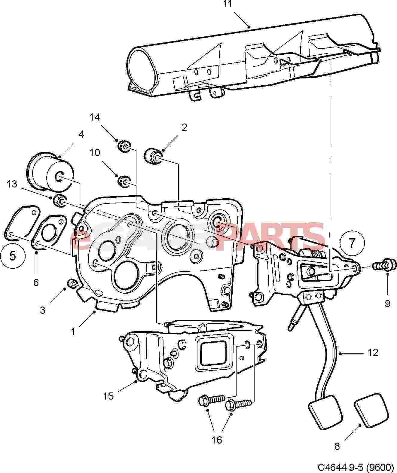 ford 555 parts diagram html