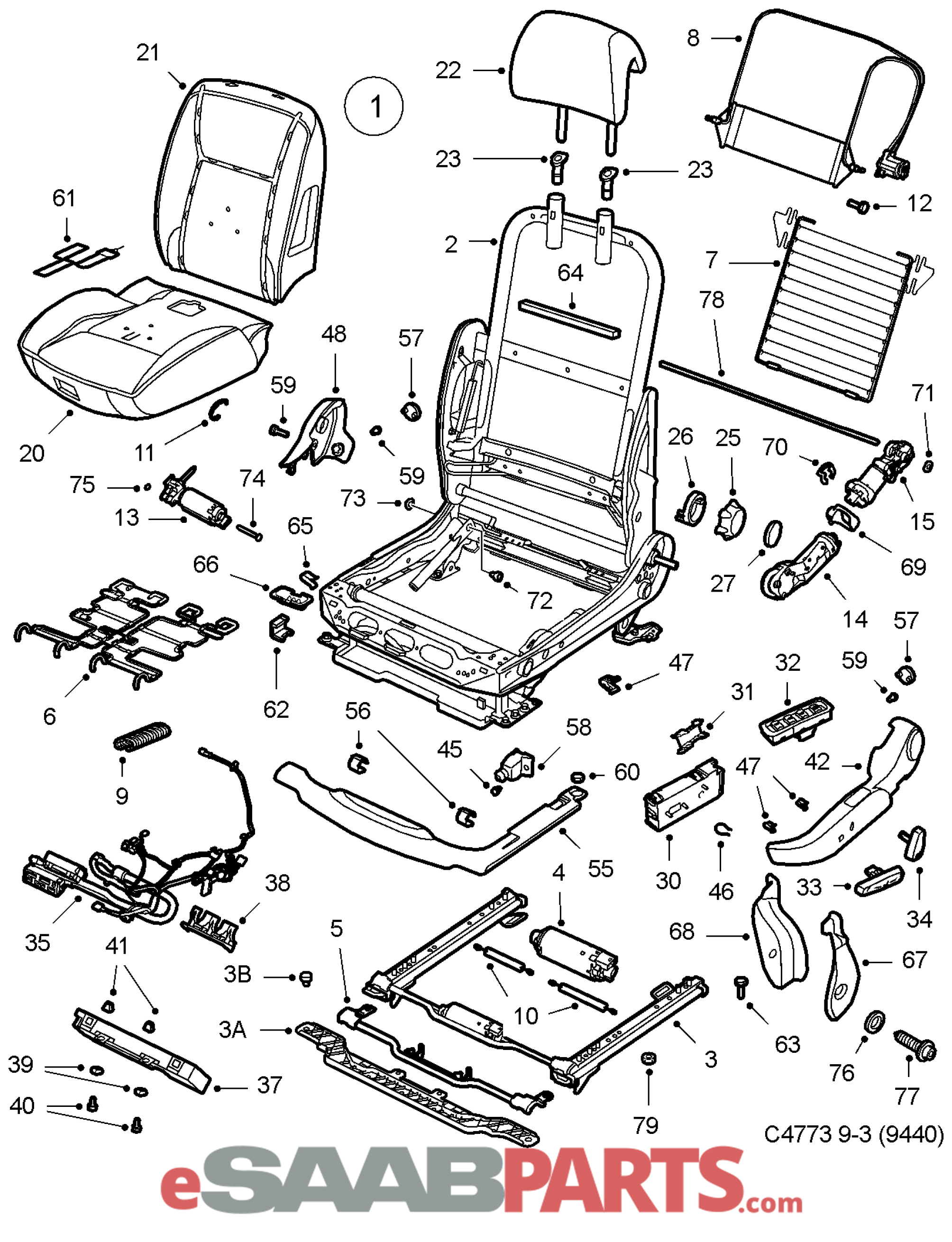 Saab 9 3 Seat Diagram Great Design Of Wiring 95 Heated 2012 Hyundai Sonata Radio Html 2010
