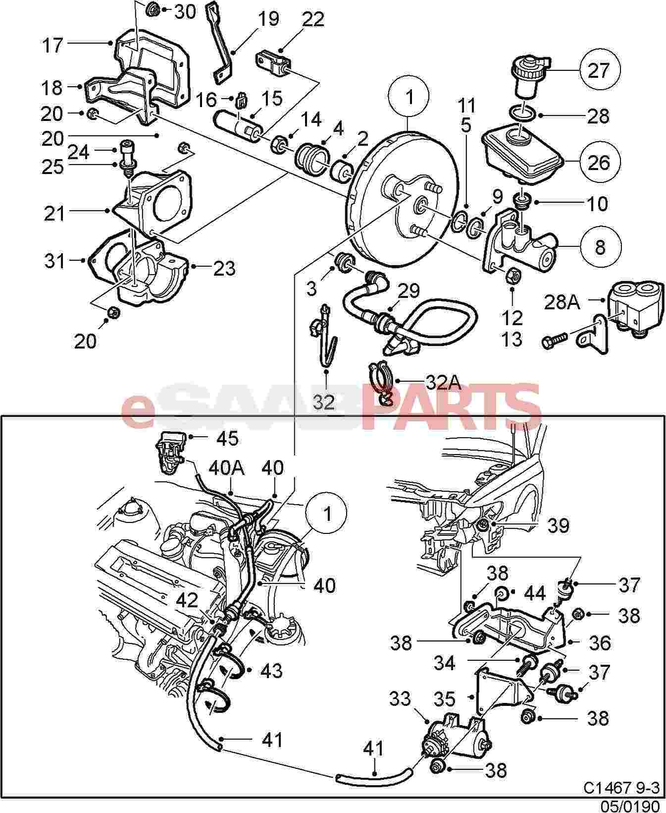 saab 9 3 parts diagram vacuum hoses  u2022 wiring diagram for free