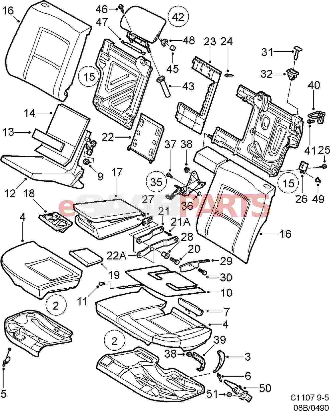 Heated Seat Wiring Diagram Saab Com