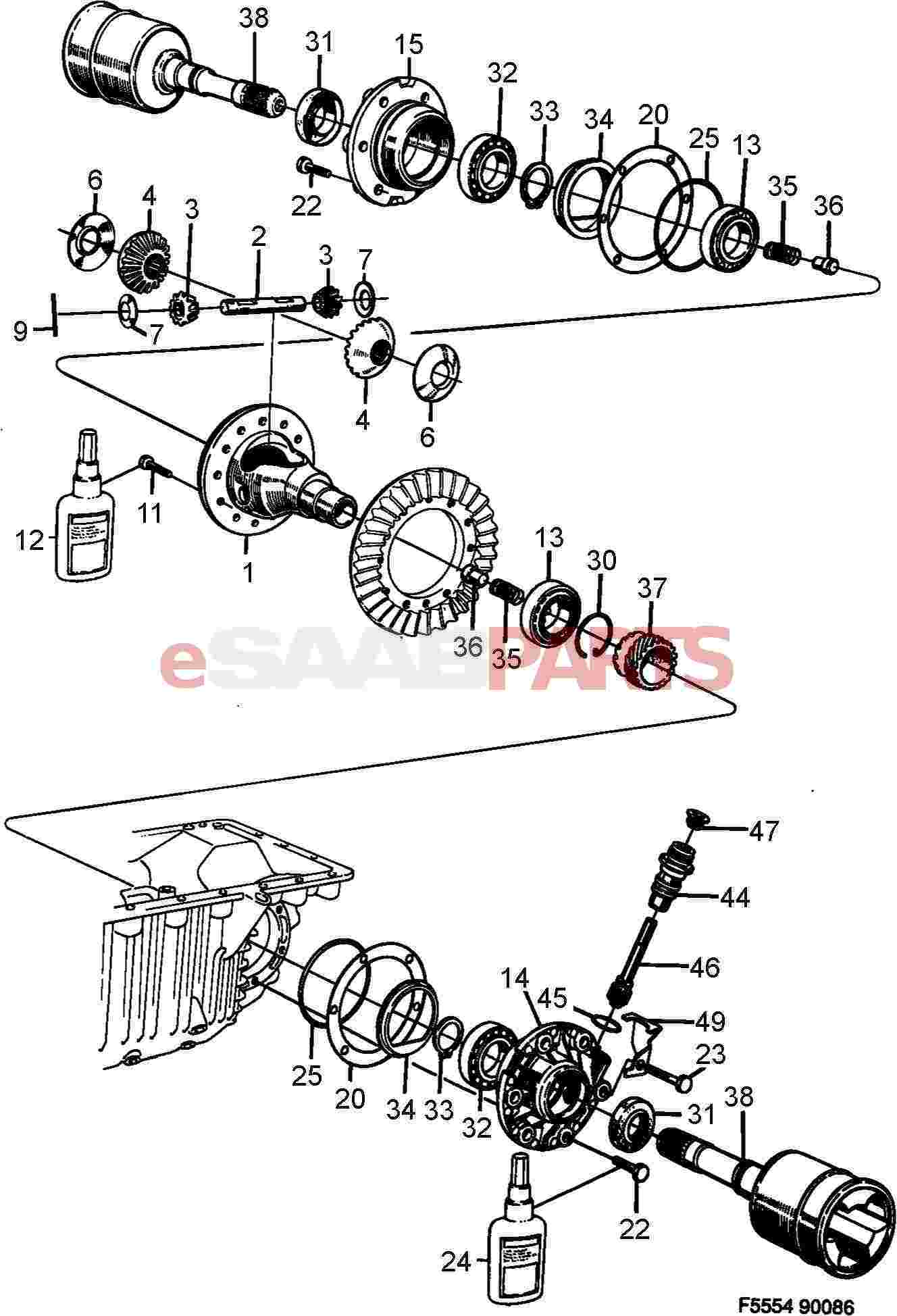 Saab 900 Wiring Diagram Download Schematic Diagrams 1989 Transmission Trusted Cooling System