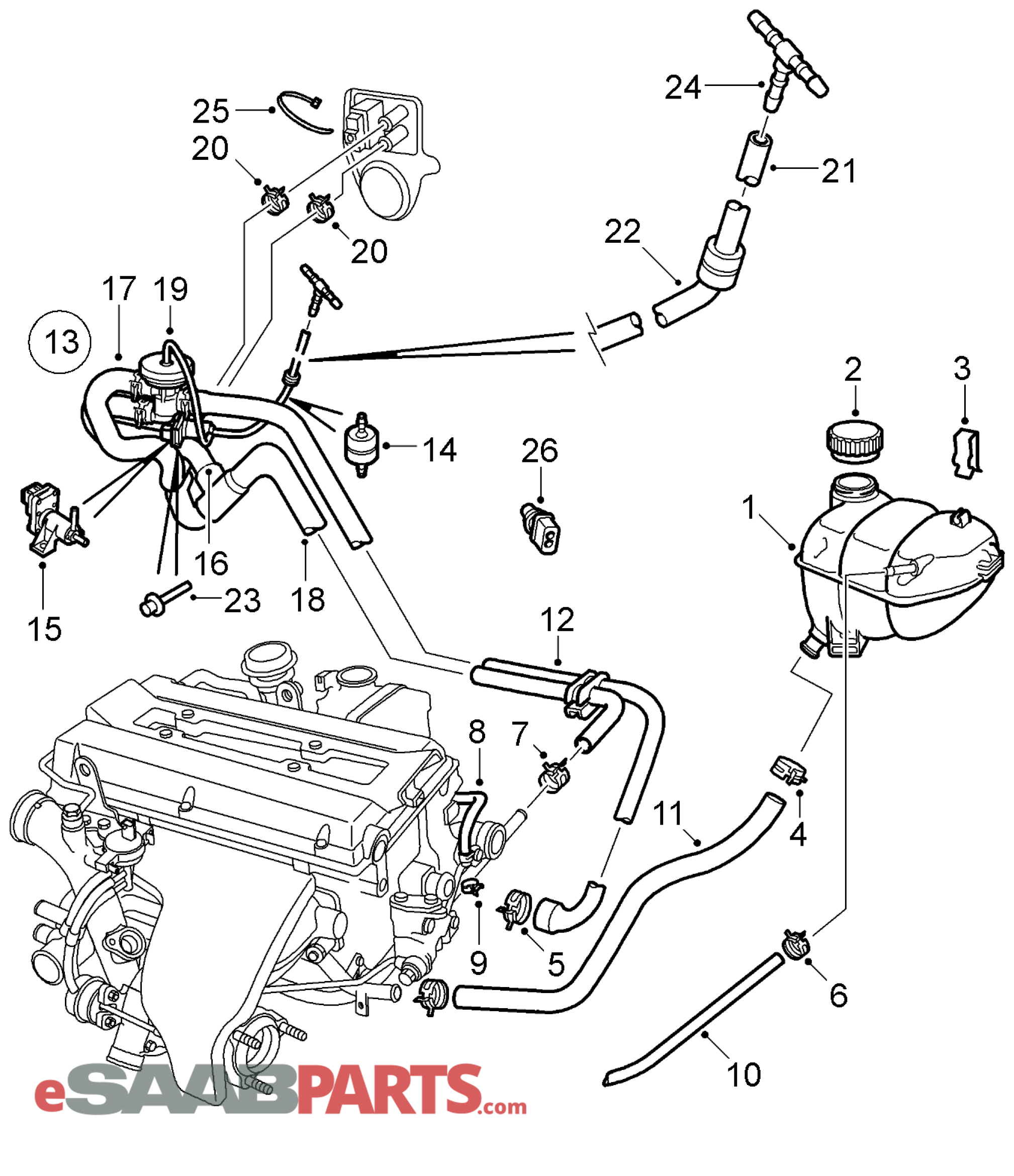2000 Mercury Mystique Timing Belt Diagram together with Grand Prix Fuel Filter Location in addition 1994 Toyota Ta A Fuel Pump Fuse further Egr System Diagram besides 99 Eclipse Fuse Box Diagram. on 2000 cougar fuel filter location
