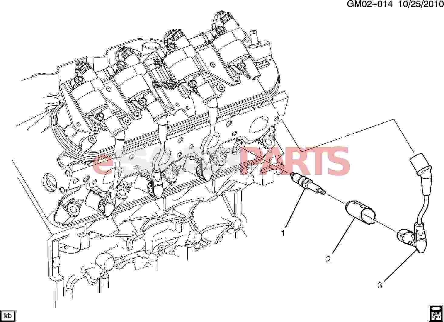 89018058  saab wire kit  spark plug