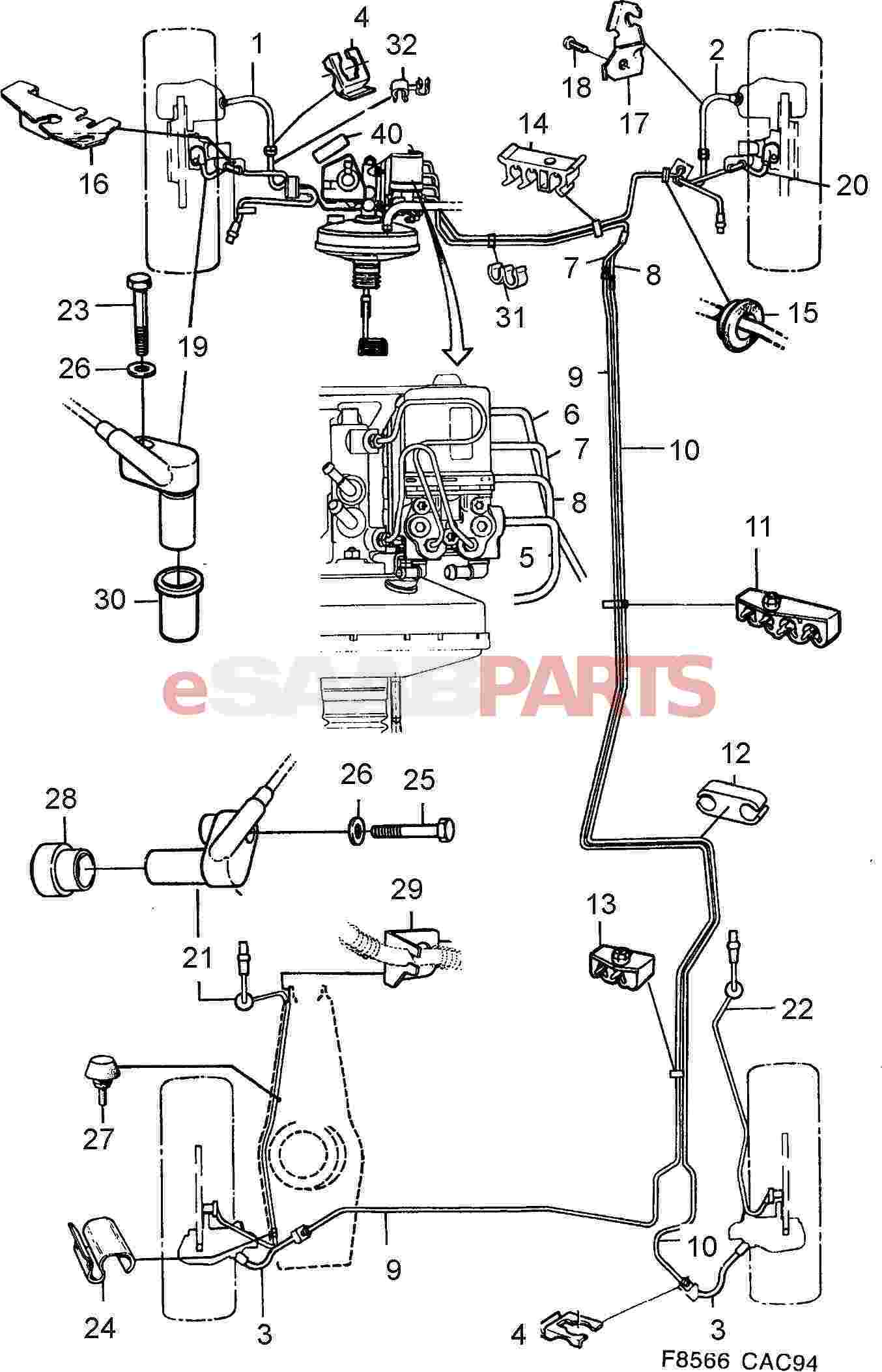 saab brakes diagram 2 15 kenmo lp de \u2022saab brakes diagram manual e books rh 19 maria sievers de brake caliper diagram brake parts