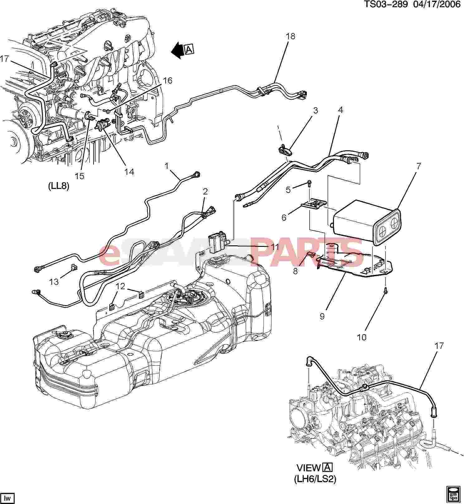 2005 chevy trailblazer wiring diagram evap 42 wiring