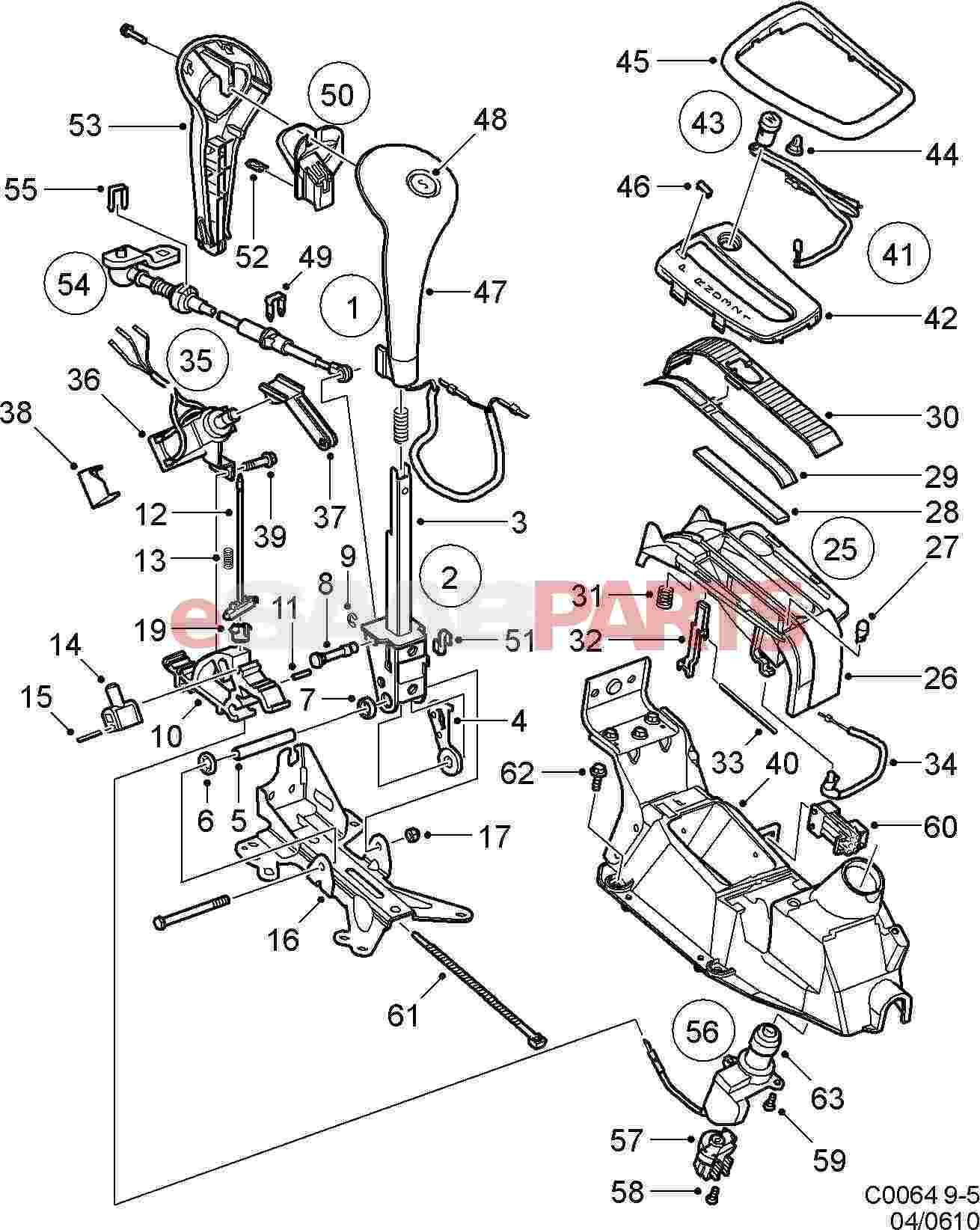 saab 9 3 chassis diagram free wiring diagram images