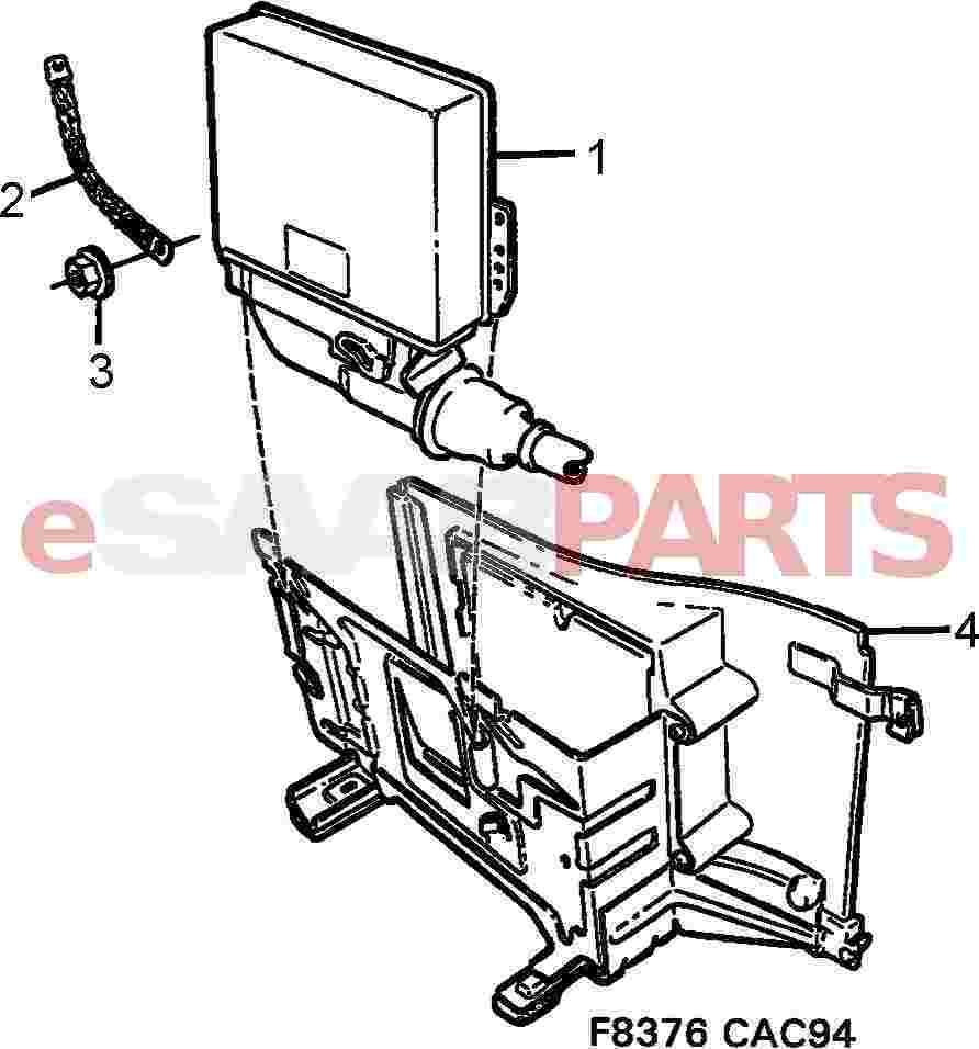 Saab Trionic Wiring Diagram Engine Control Module