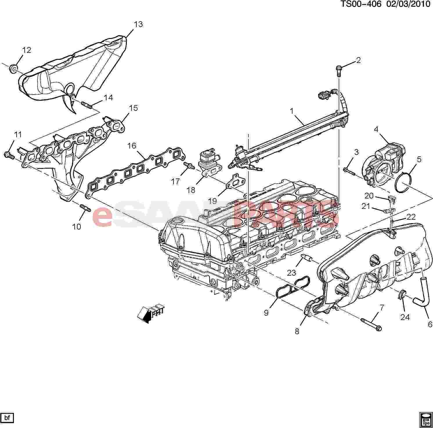 L6 Engine Diagram