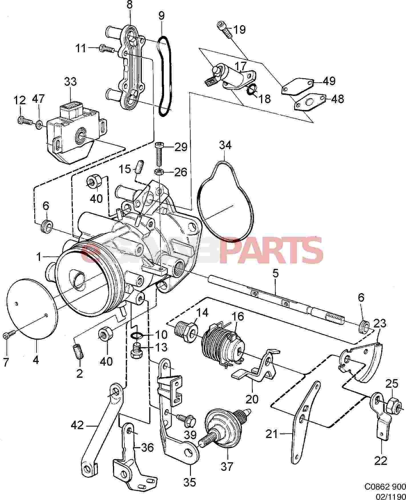 saab 9 3 linear engine diagram saab 9