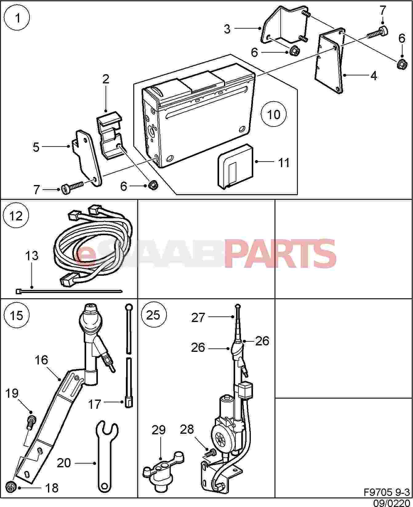 2003 saab 9 3 radio wiring diagram