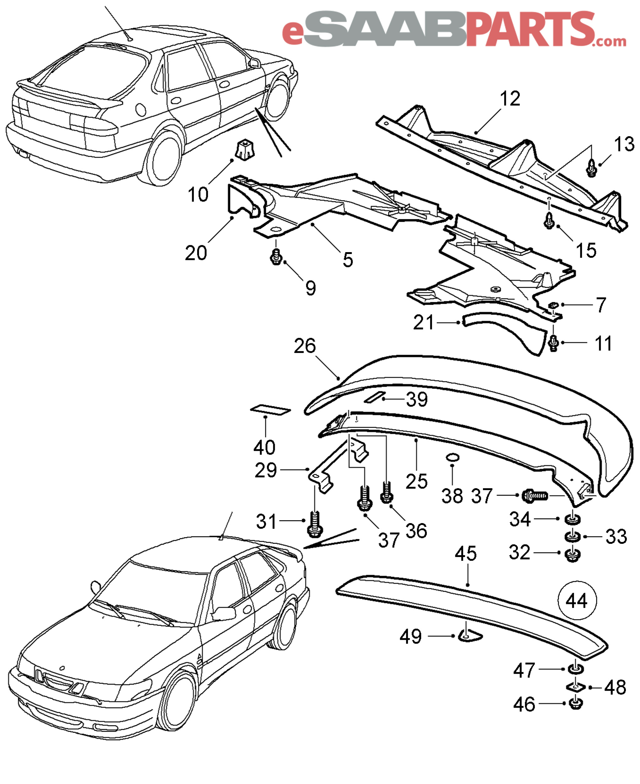Saab 99 Engine Diagram Best Secret Wiring 9 3 Turbo Diagrams