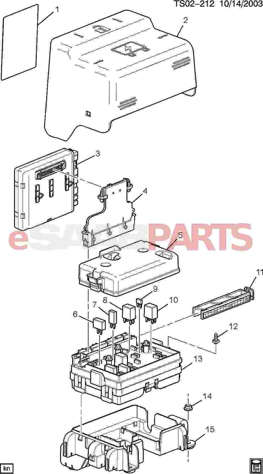 esaabparts com saab 9 7x u003e electrical parts u003e electrical relays rh esaabparts com