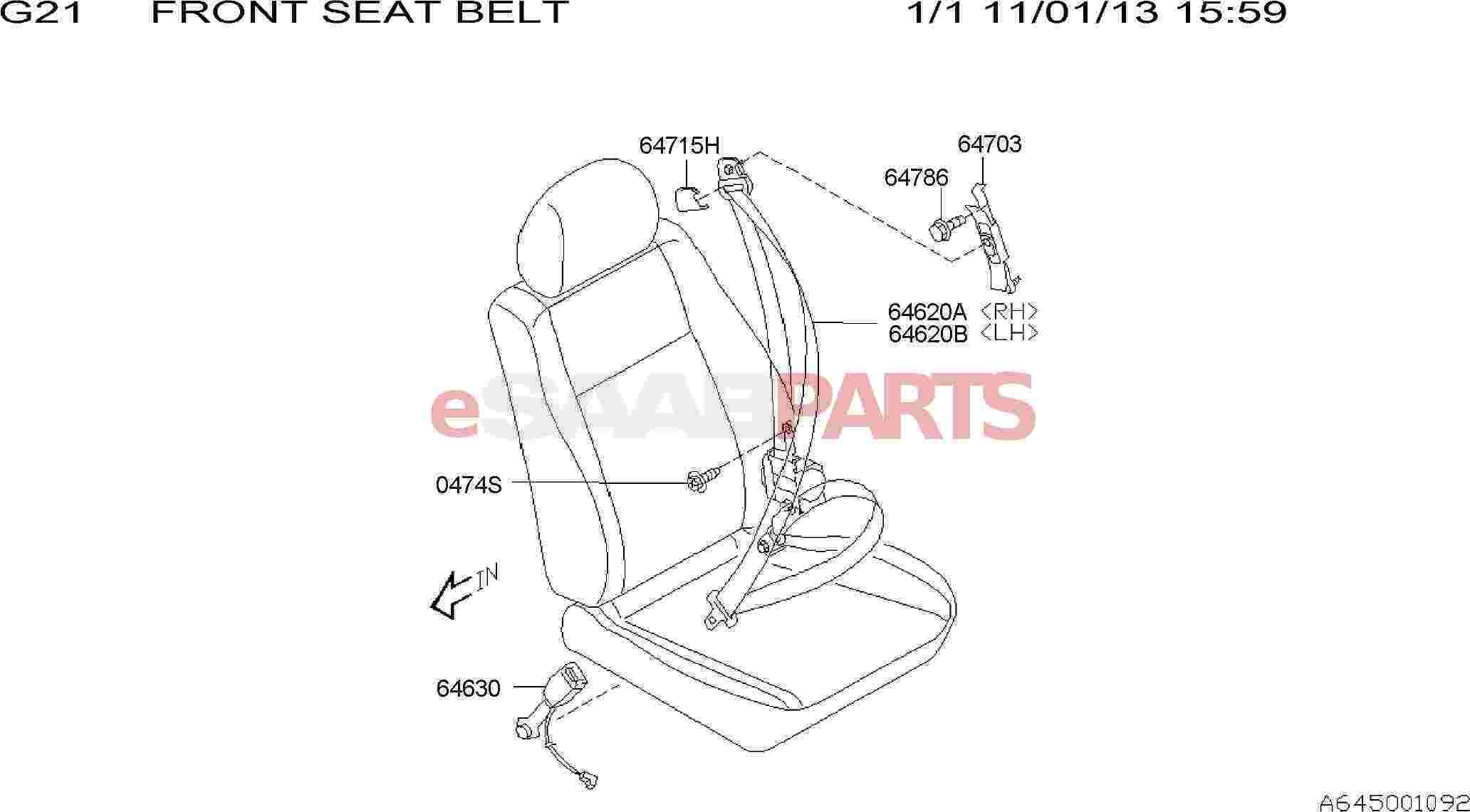 P 0900c152800add0b in addition 2013 Hyundai Genesis Coupe Parts Diagrams further Baja 110 Atv Wiring Diagram further John Deere 435 Baler Parts List additionally Index. on seat belt mechanism diagram