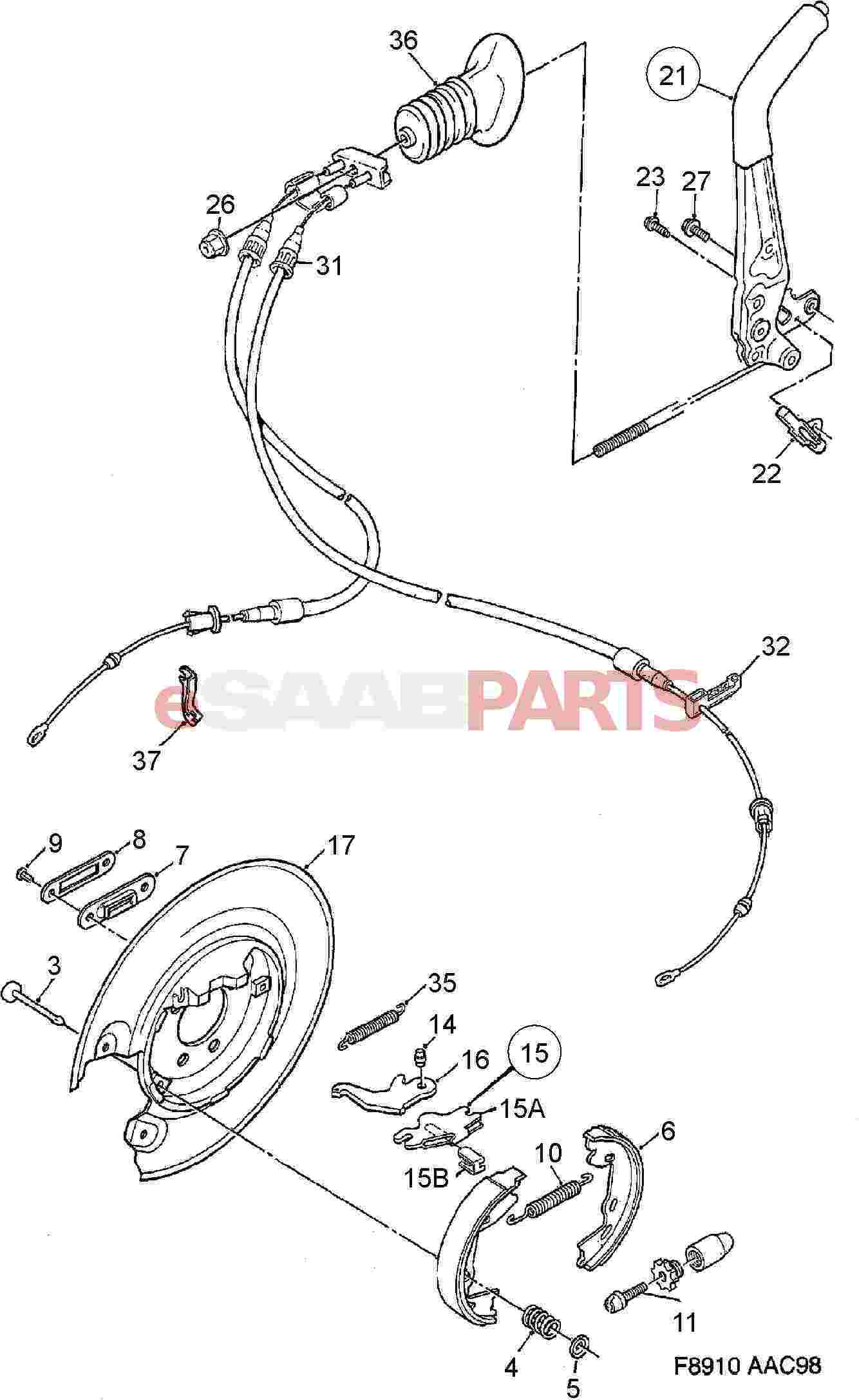 2006 nissan pathfinder diagram showing brake line