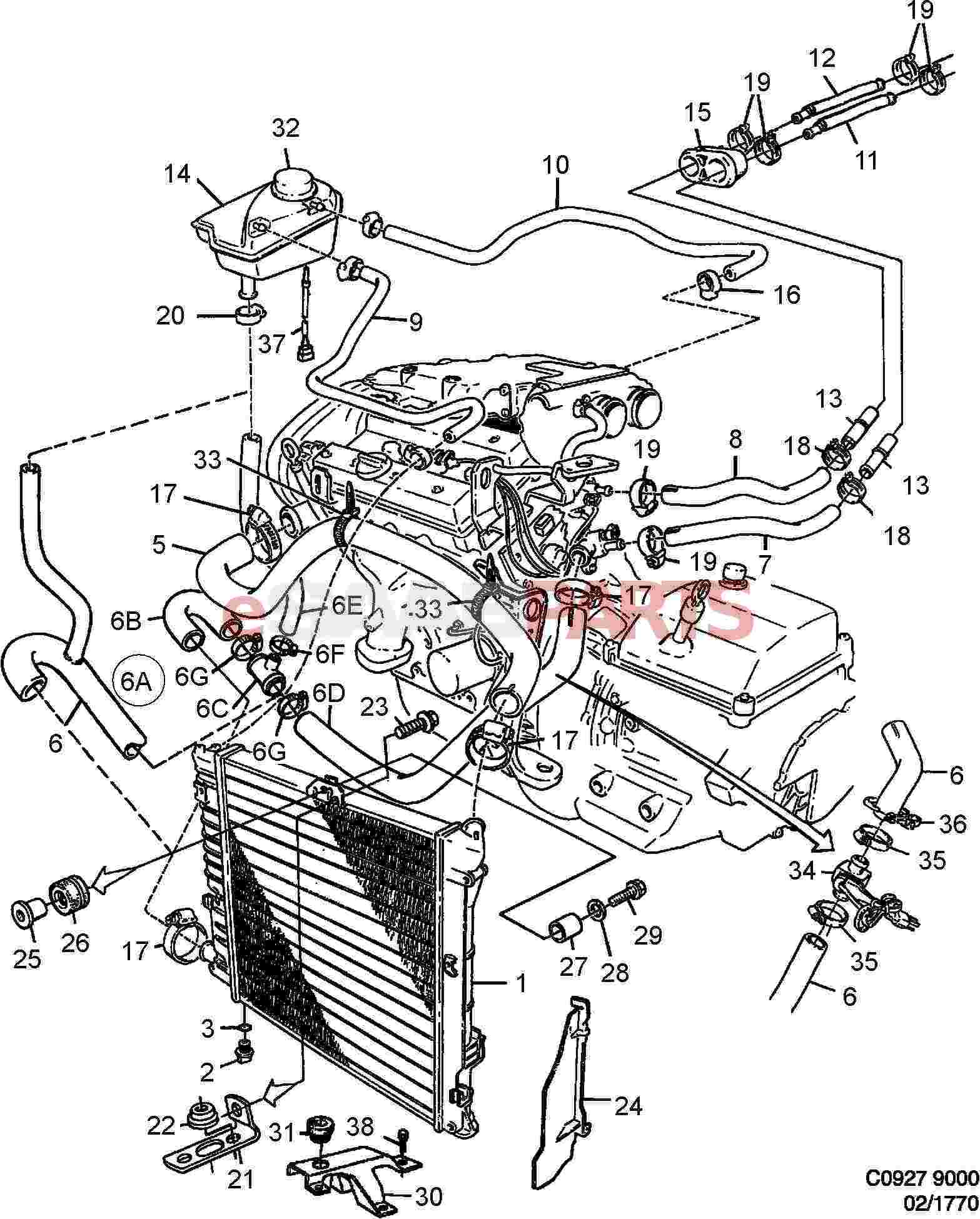 2004 saab 2 0 engine diagram  u2022 wiring diagram for free