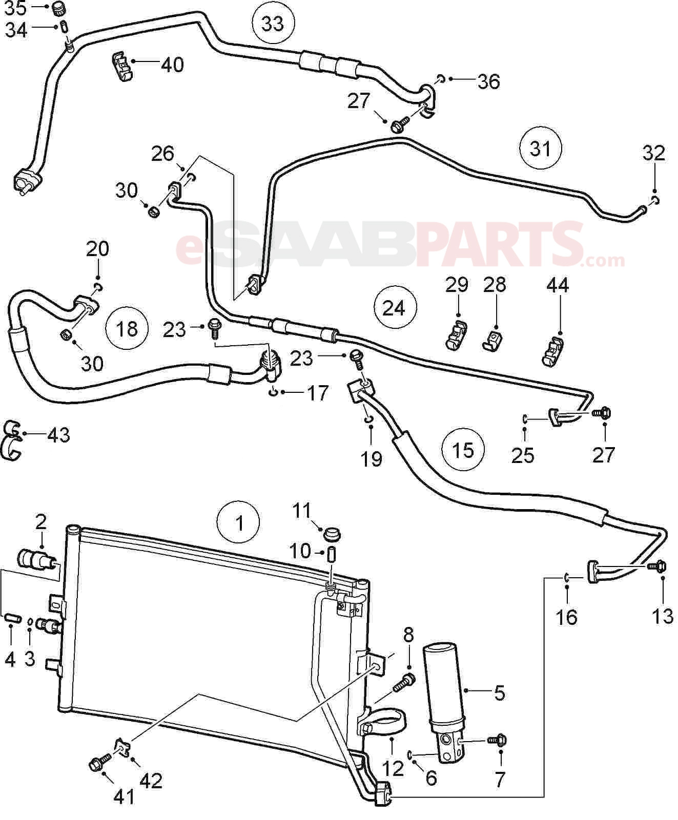 saab 9 5 engine parts diagram  u2022 wiring diagram for free