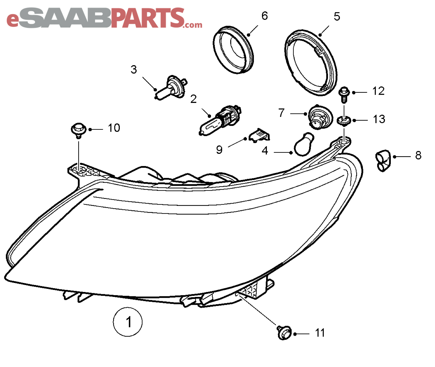 Saab 900 Ignition Wiring Diagram in addition Nissan 350z Headlights Diagram moreover 92 Prelude Wiring Diagram in addition Accel 52011 Distributor Wiring Diagram Wiring Diagrams besides 89 Chevy Van Wiring Diagram Headlights. on saab 9 3 headlights