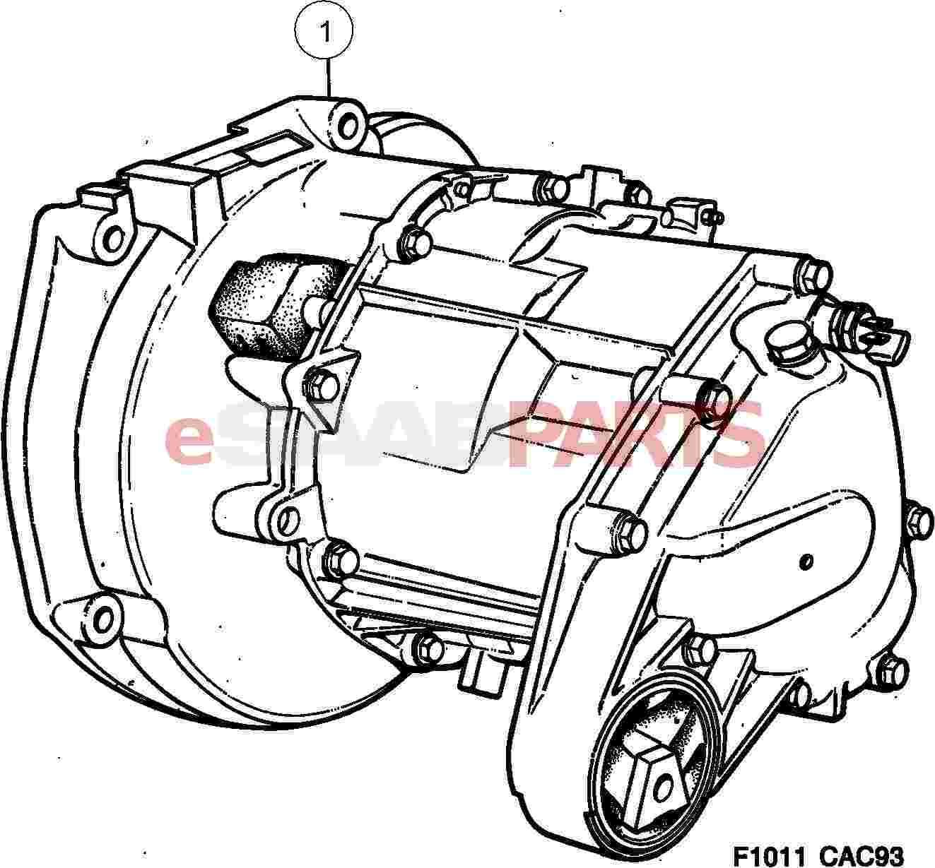 esaabparts com saab 9000 u003e transmission parts u003e transmission rh esaabparts com saab 9000 parts diagram Saab 9 3 Parts List