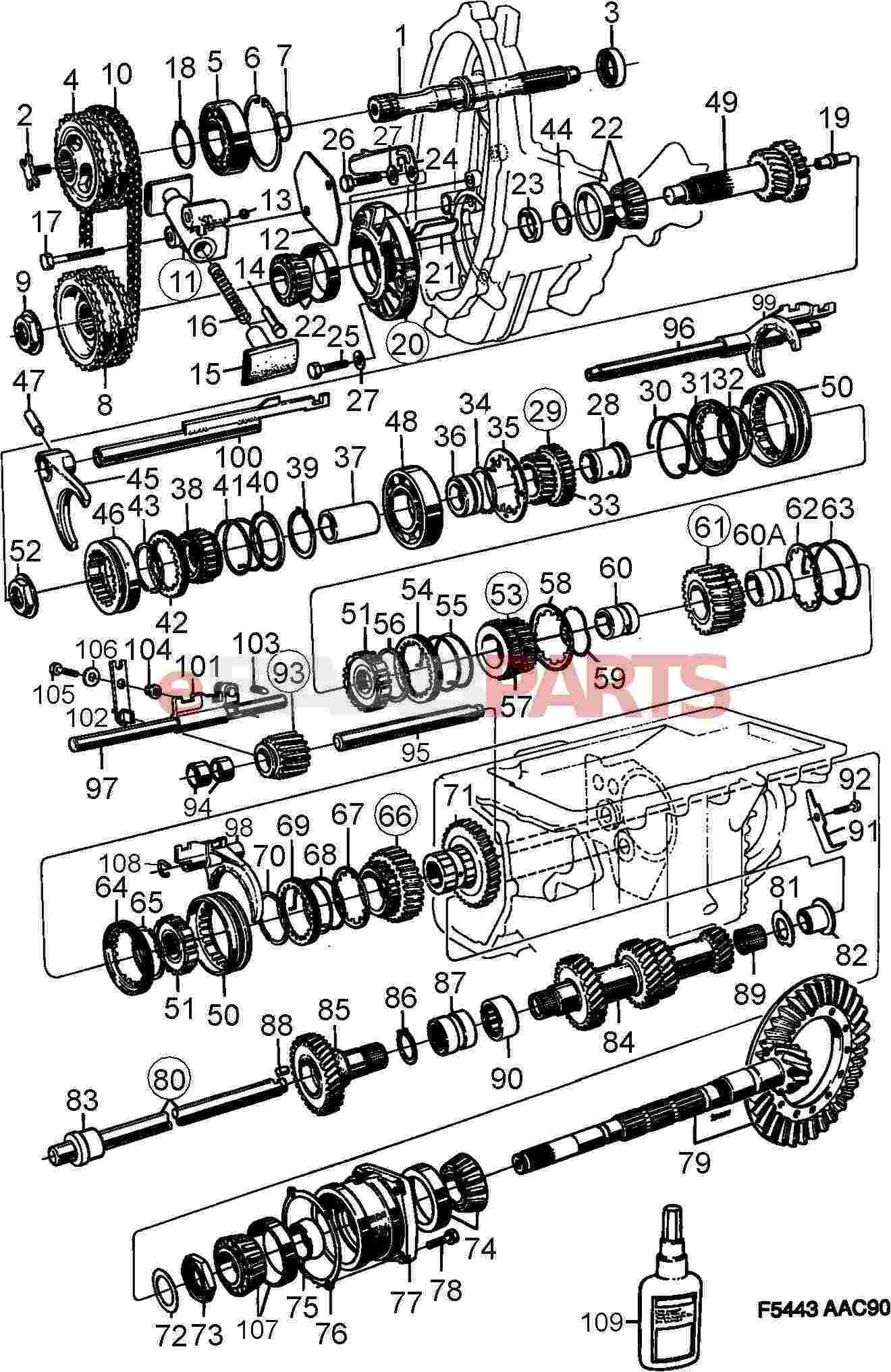 2004 Ford F 250 Sel Engine Parts Diagram on saab 900 automatic transmission problems