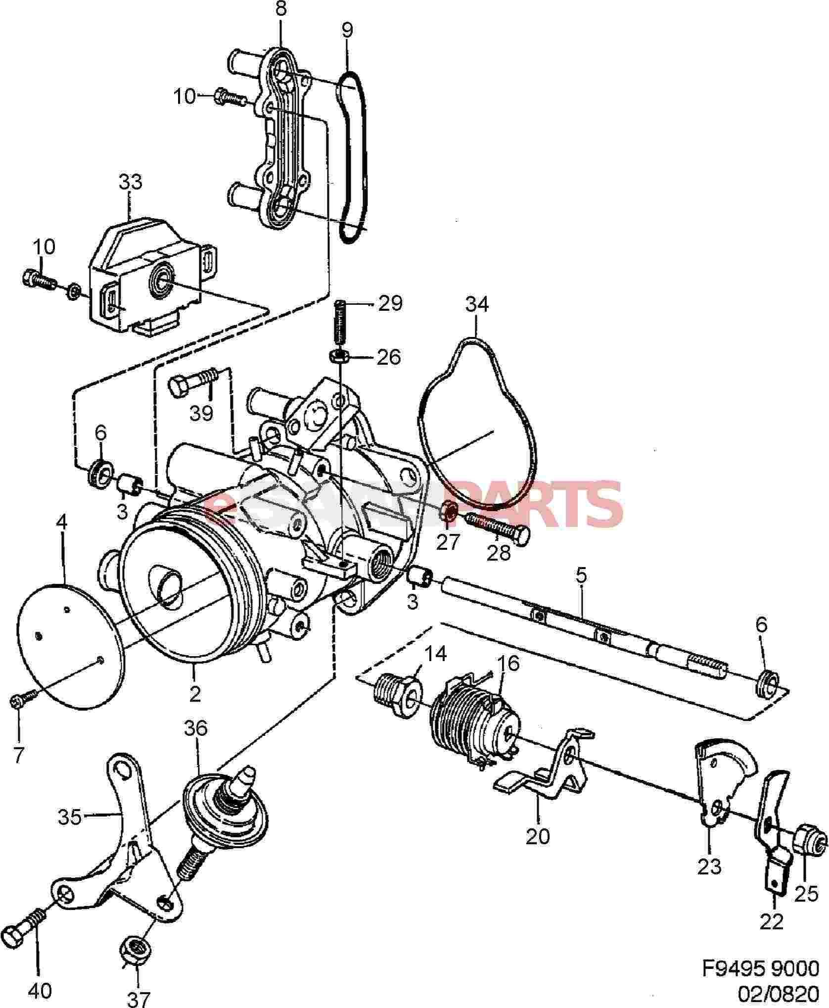 Saab 9000 Engine Diagram Quick Start Guide Of Wiring Pontiac Sunbird Esaabparts Com U003e Parts Traction Control Rh