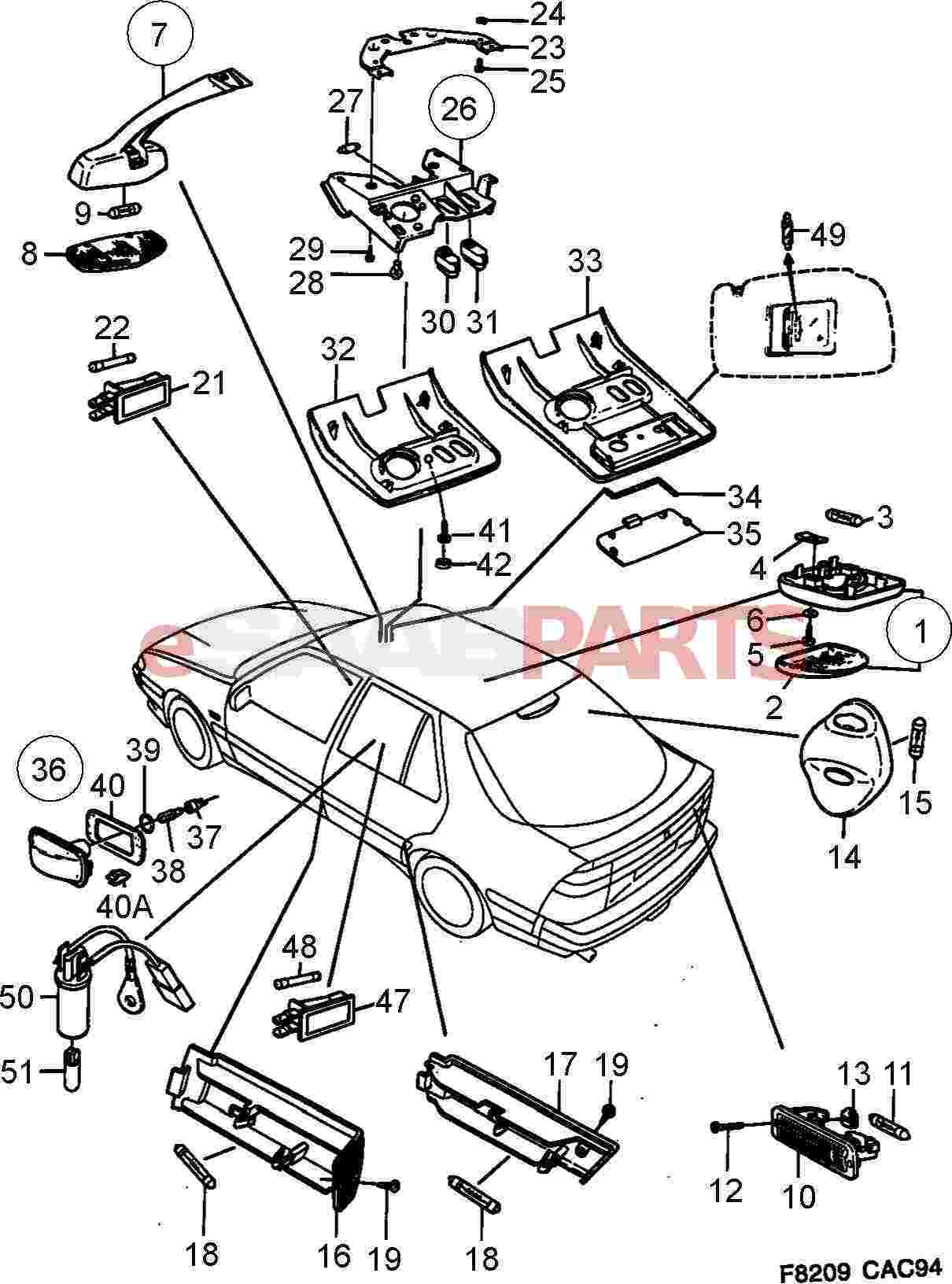 Saab Trionic Wiring Diagram Other Lights