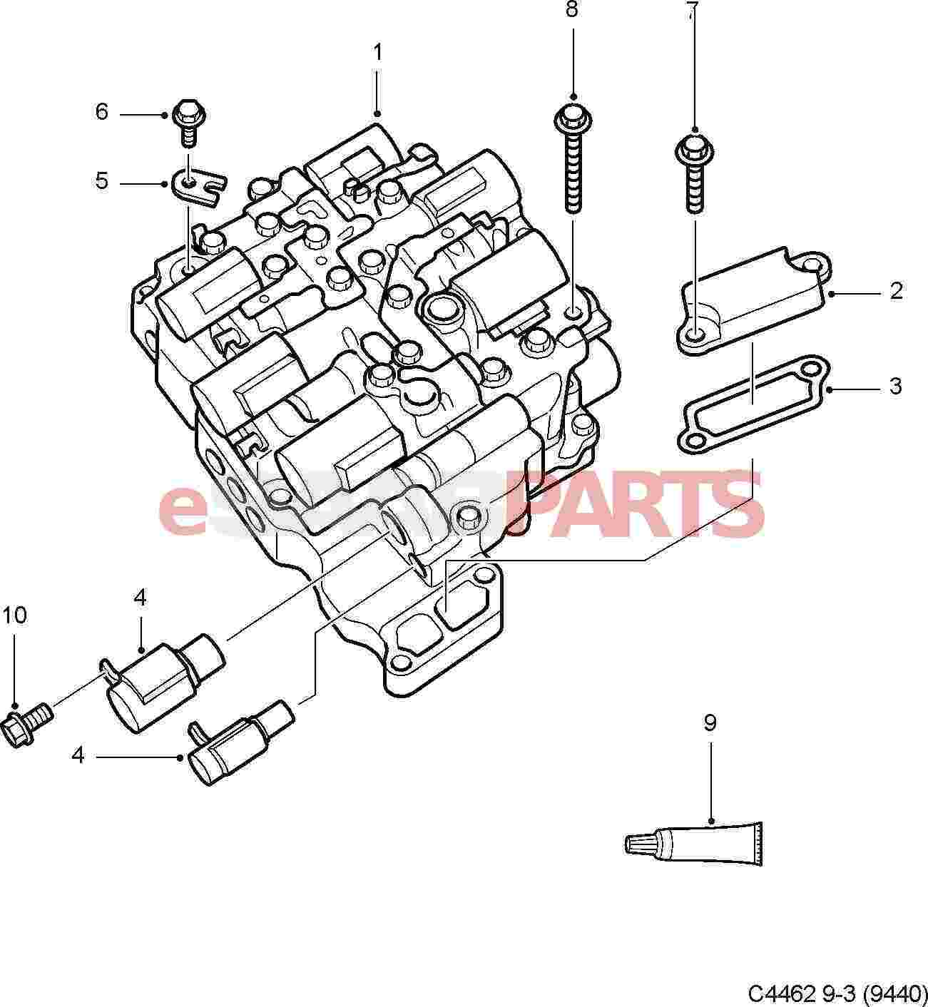 engine diagram 2001 volvo s40 1 9 turbo  volvo  auto