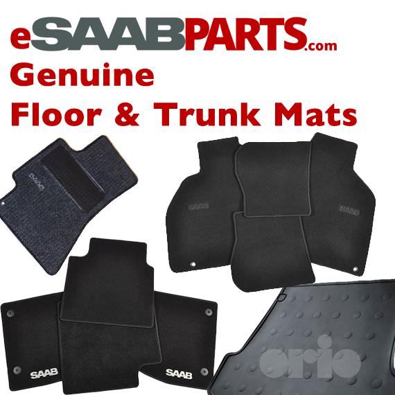 Esaabparts Com Floor Mats Amp Trunk Mats Finder Saab
