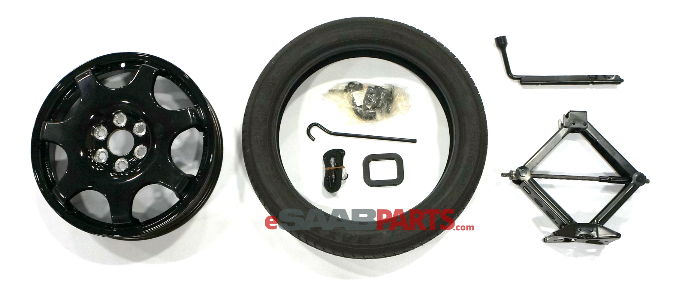 9-4X Spare Tire Kit