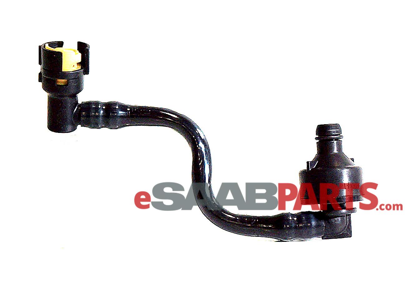 12588555  Saab Pcv Hose  Valve  2 8t Intake Manifold