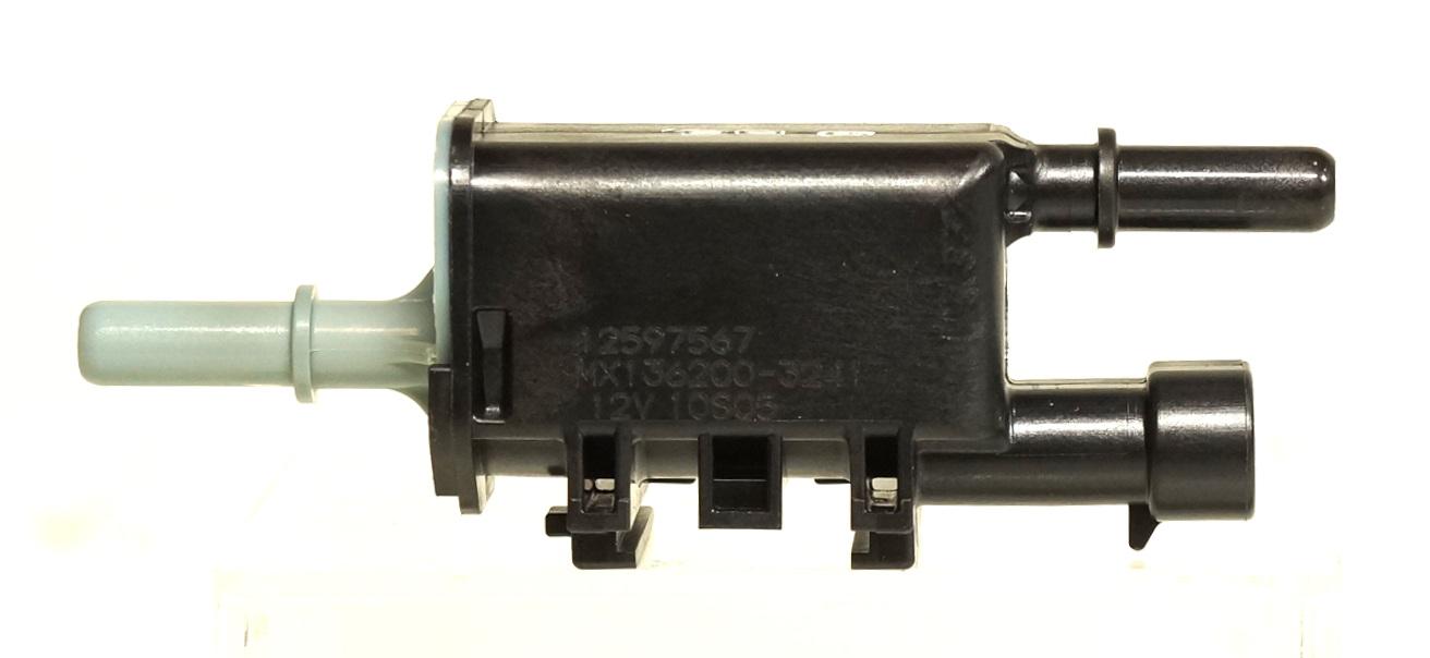 12597567     SAAB    Valve  Evaporative Emission Emission